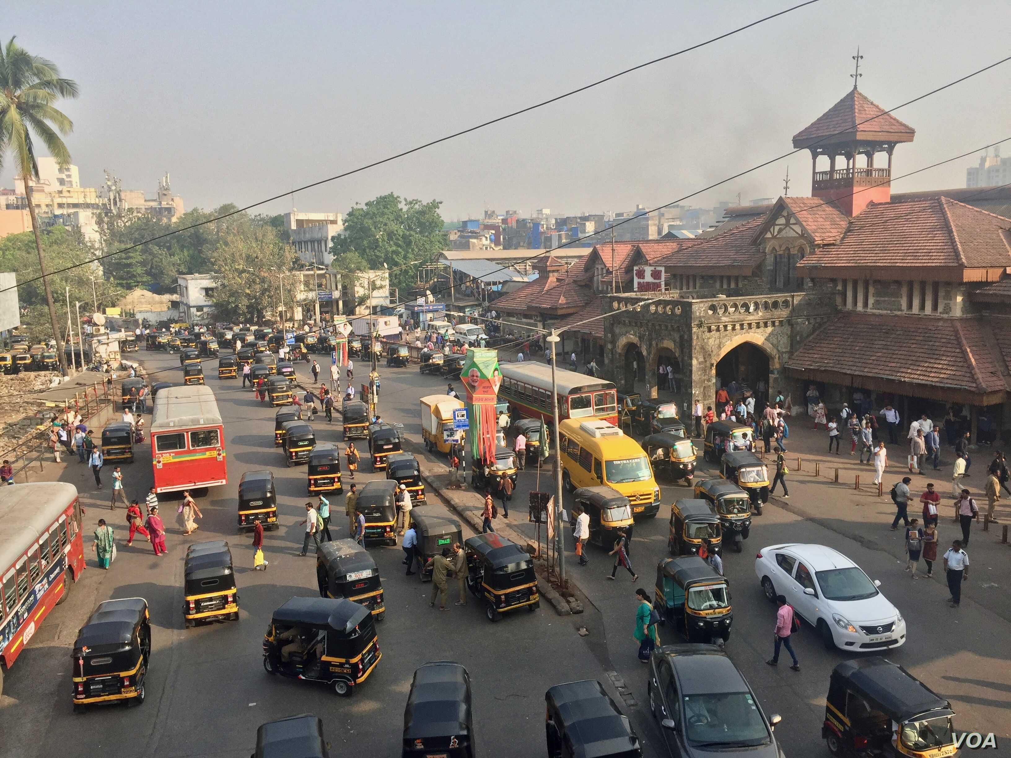 Although the air in cities like Mumbai is not as dirty as in Delhi, the problem is worsening and environmentalists warn that much of urban India faces an air pollution crisis.