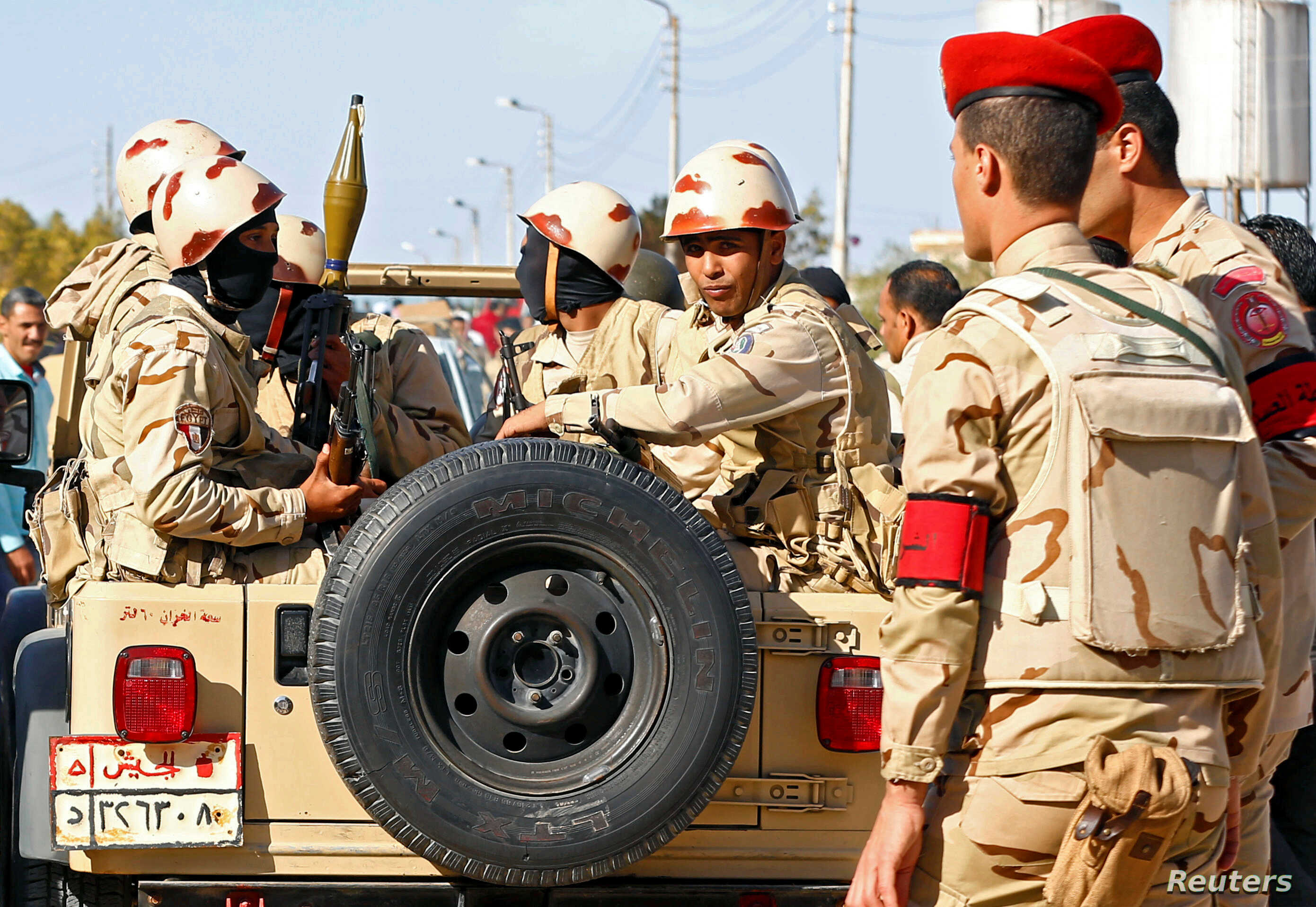 Group: Egyptian Army Intensifies Home Demolitions in Sinai