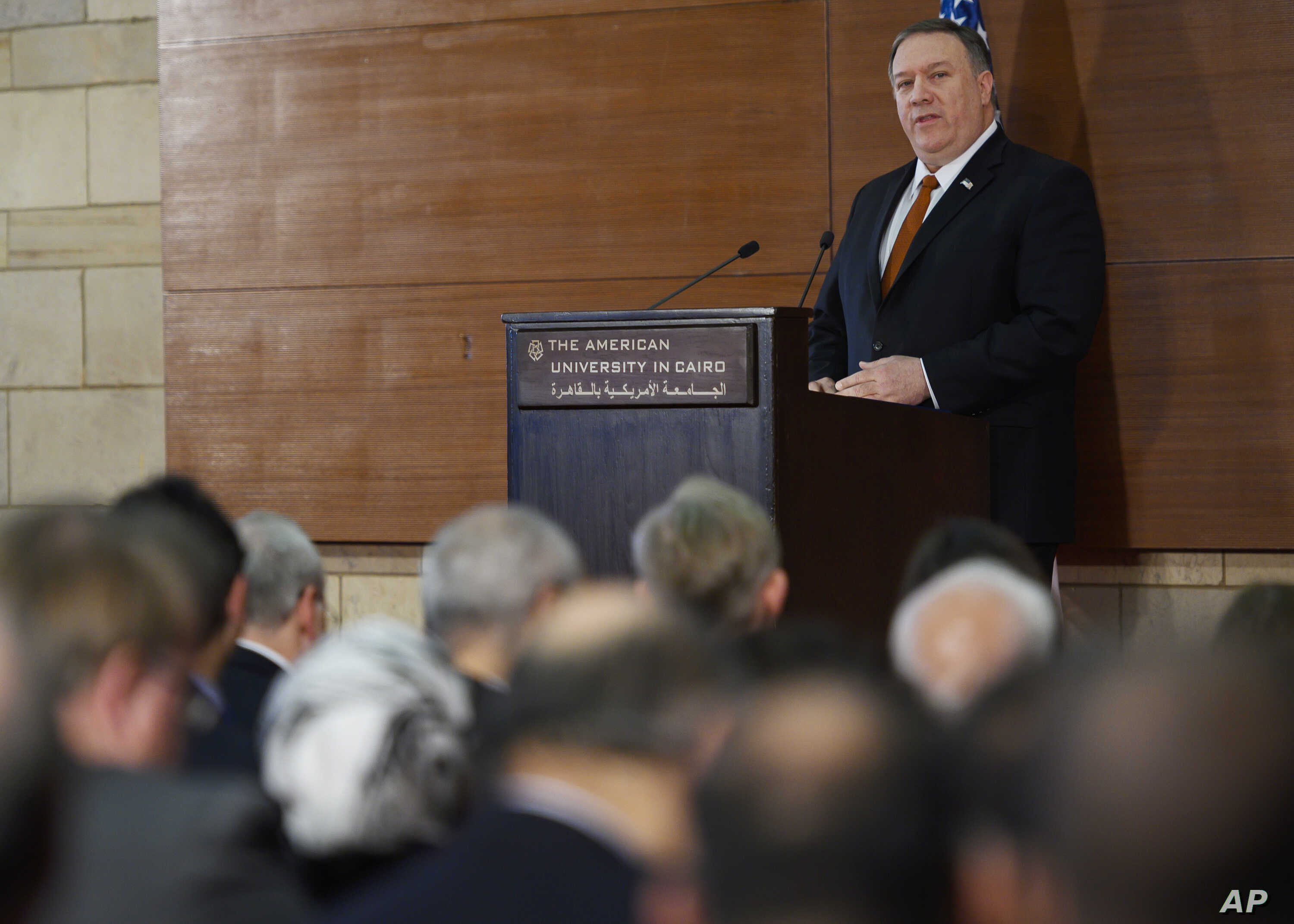 Pompeo Calls for New Spirit of Cooperation Between US, Arab Allies