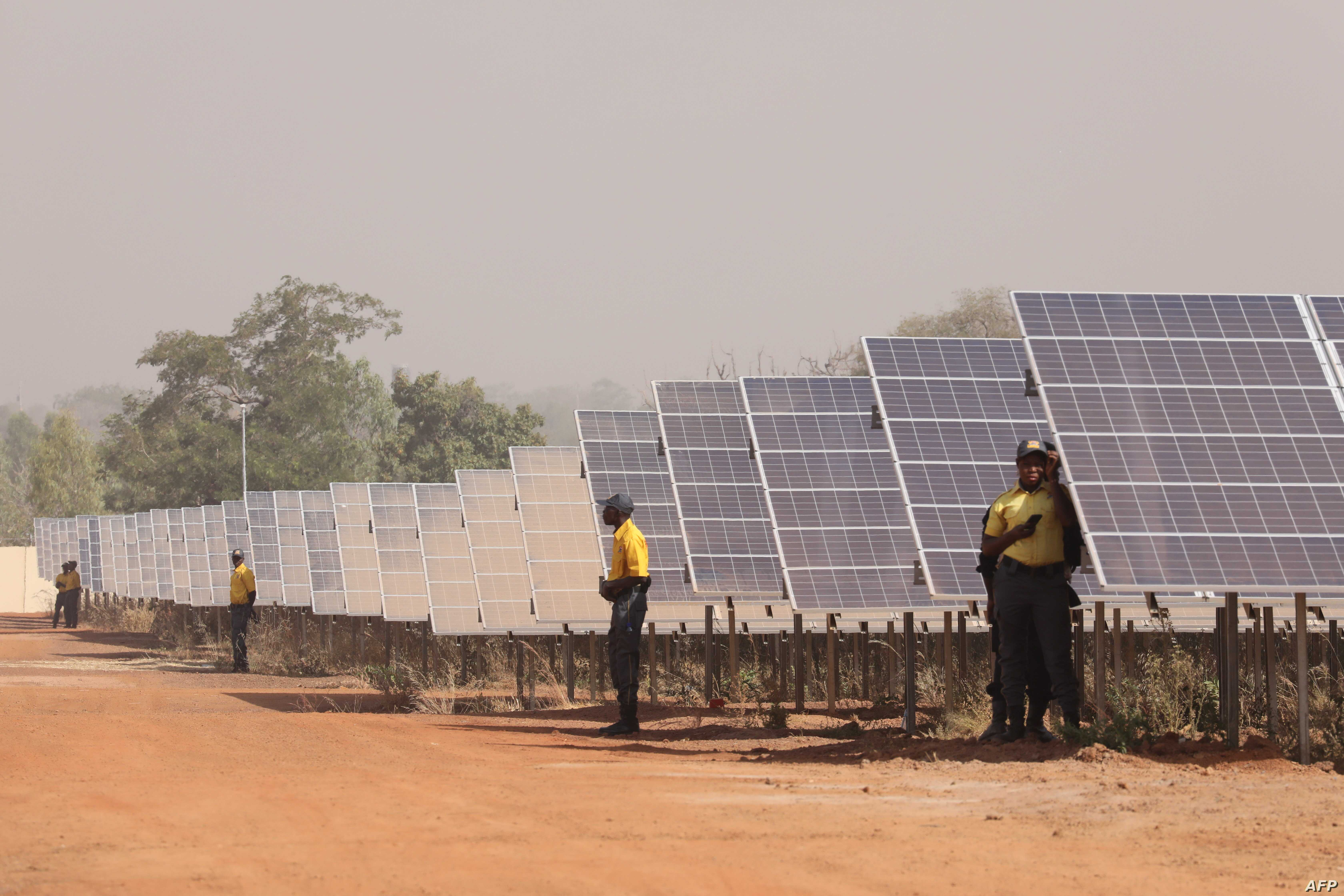 West Africa Taps Solar Energy Potential | Voice of America