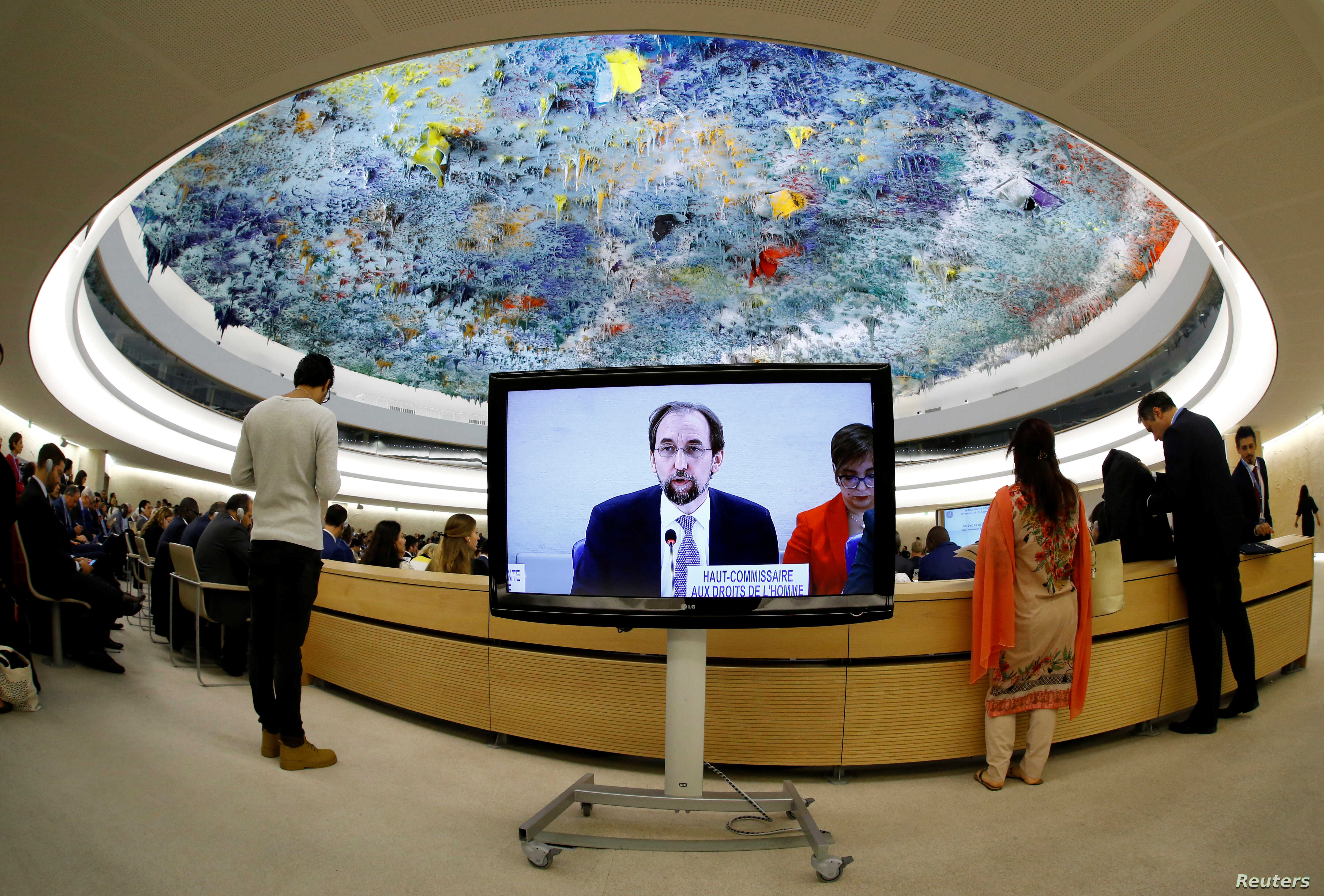 UN: Human Rights Protections Threatened by Growing