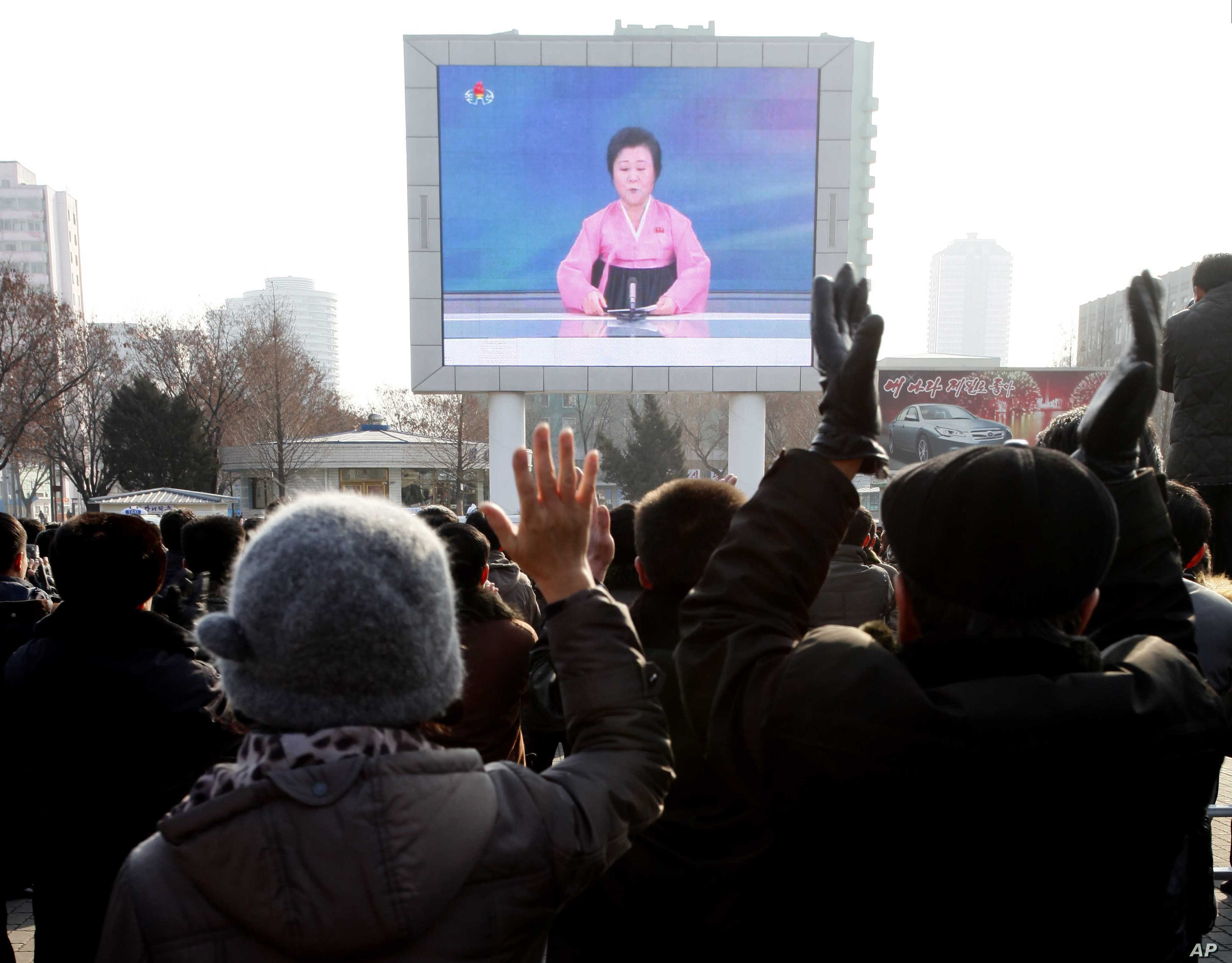 As Summit Looms, North Korean Media Return to Angry Tone | Voice of