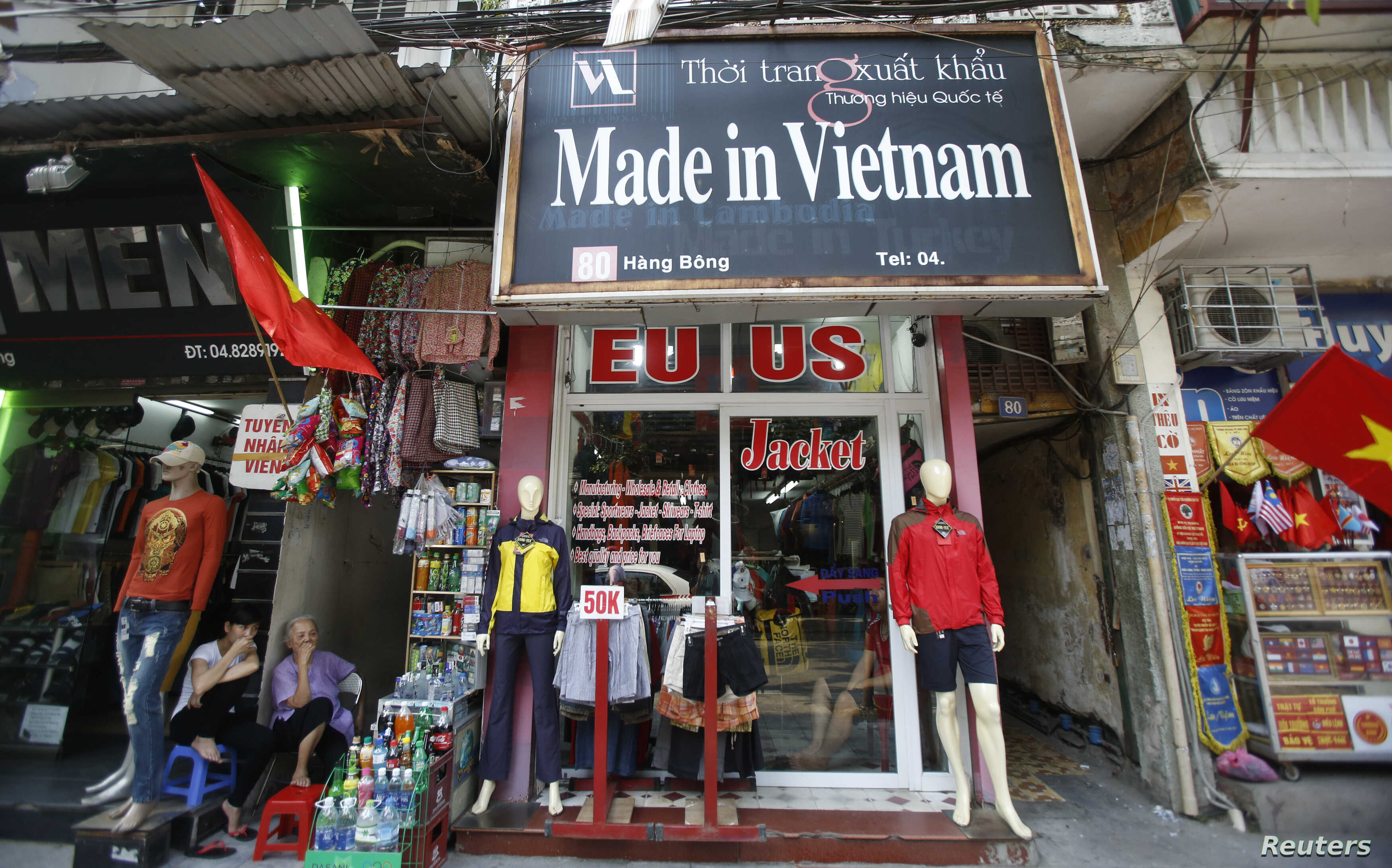 Vietnam Stands to See Modest Wins if China, US Start Trade