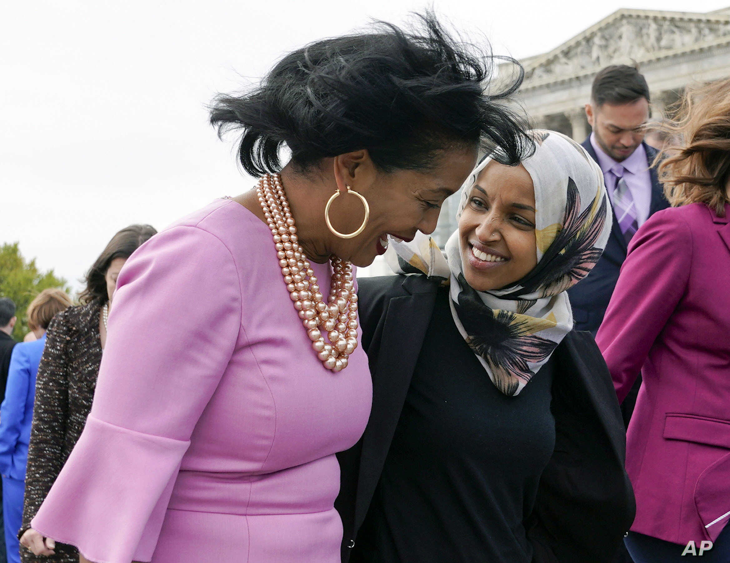 New Somali-American Congresswoman Pushes for Religious Freedom Rules