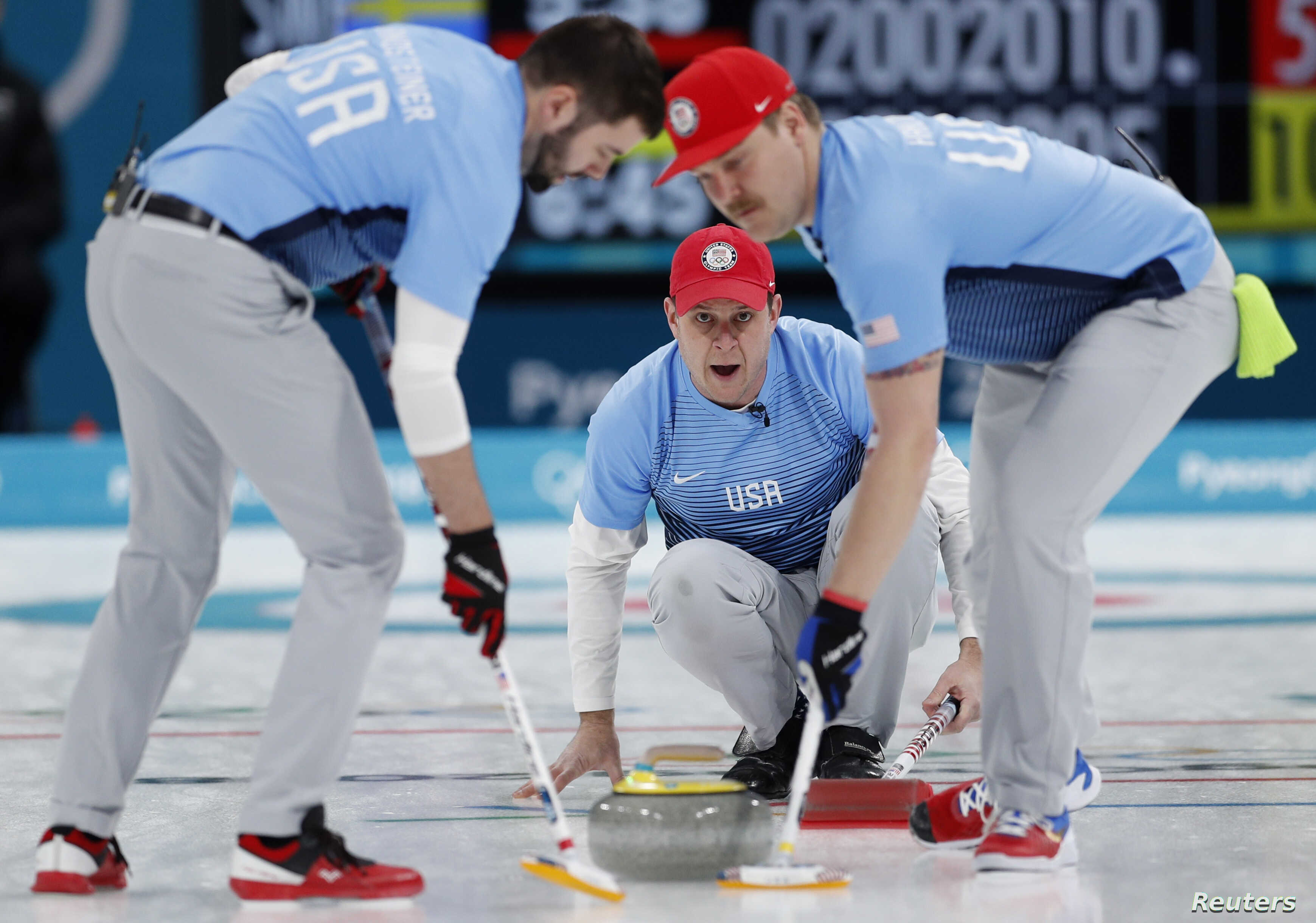 US Men Win First Olympic Gold Medal in Curling | Voice of America
