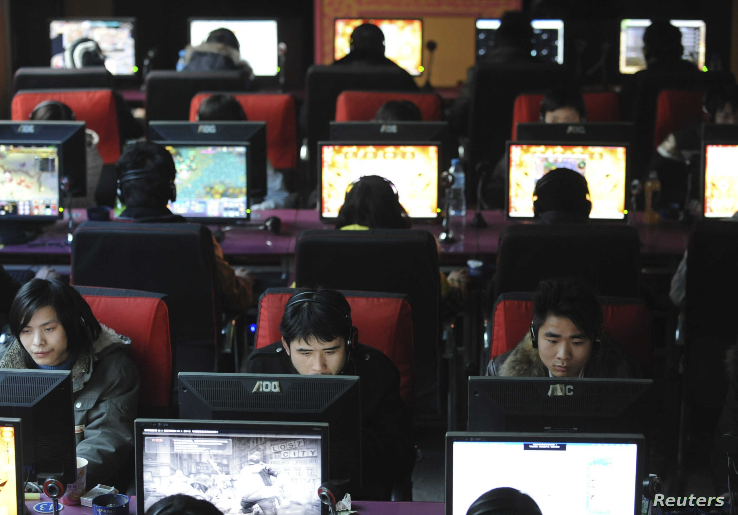 Foreign-Run VPNs Struggle to Evade China's Firewall | Voice