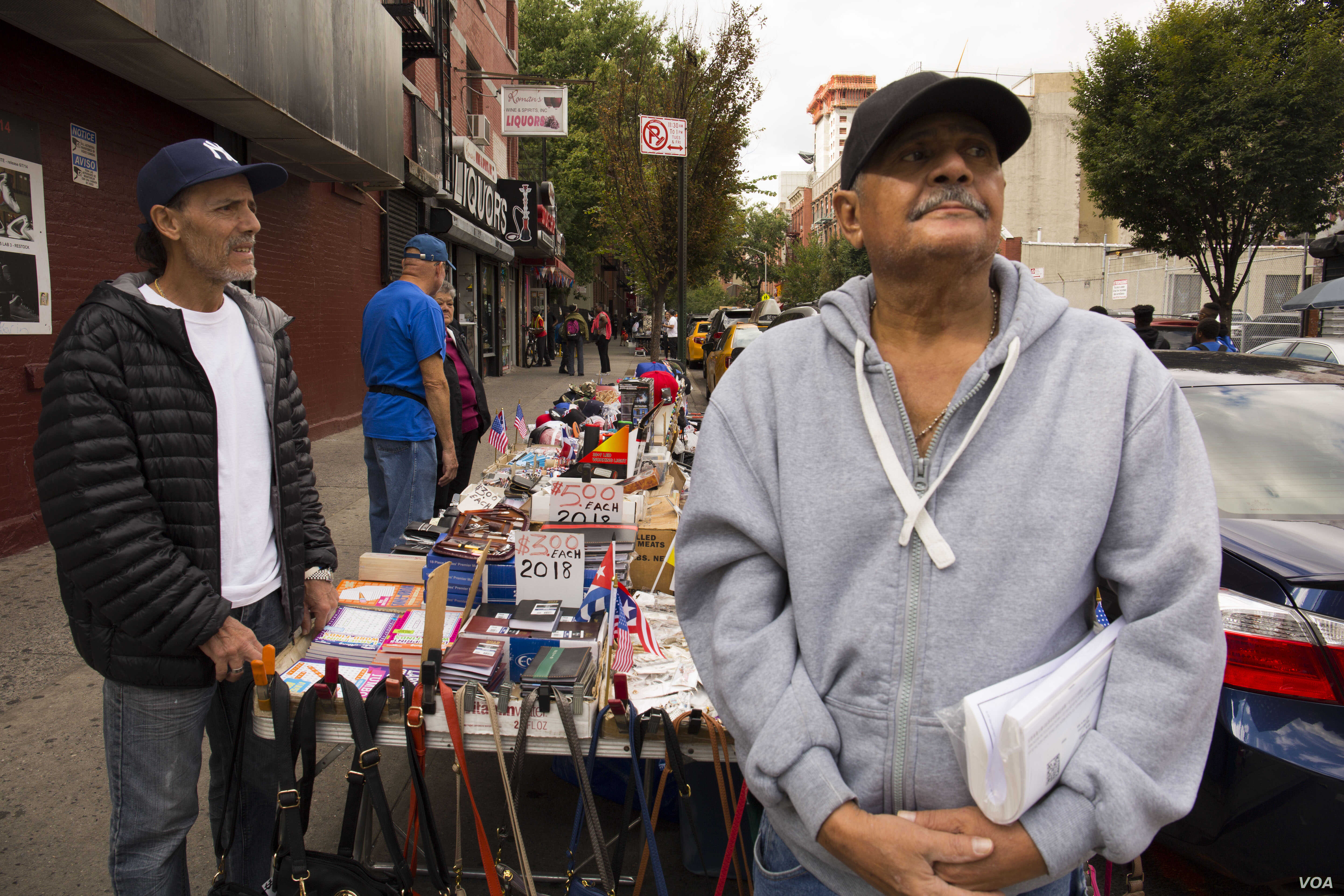 "Gil Morales - Gil Morales, a Puerto Rican and Vietnam veteran who describes himself as a ""patriot"" who would ""give my life to this country,"" is frustrated at the speed of federal recovery efforts on the island. ""Get your butts down there, a..."