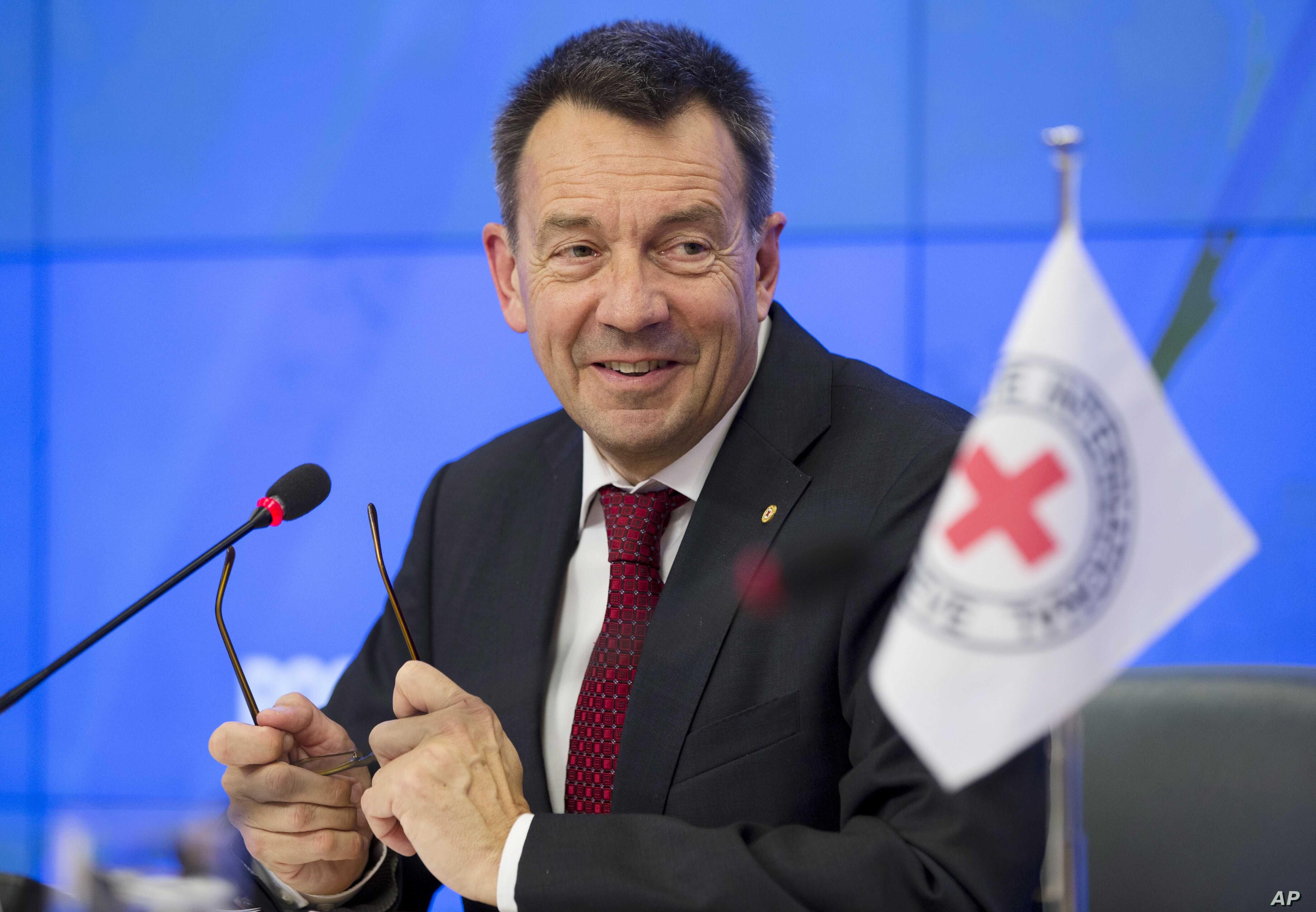 icrc president peter