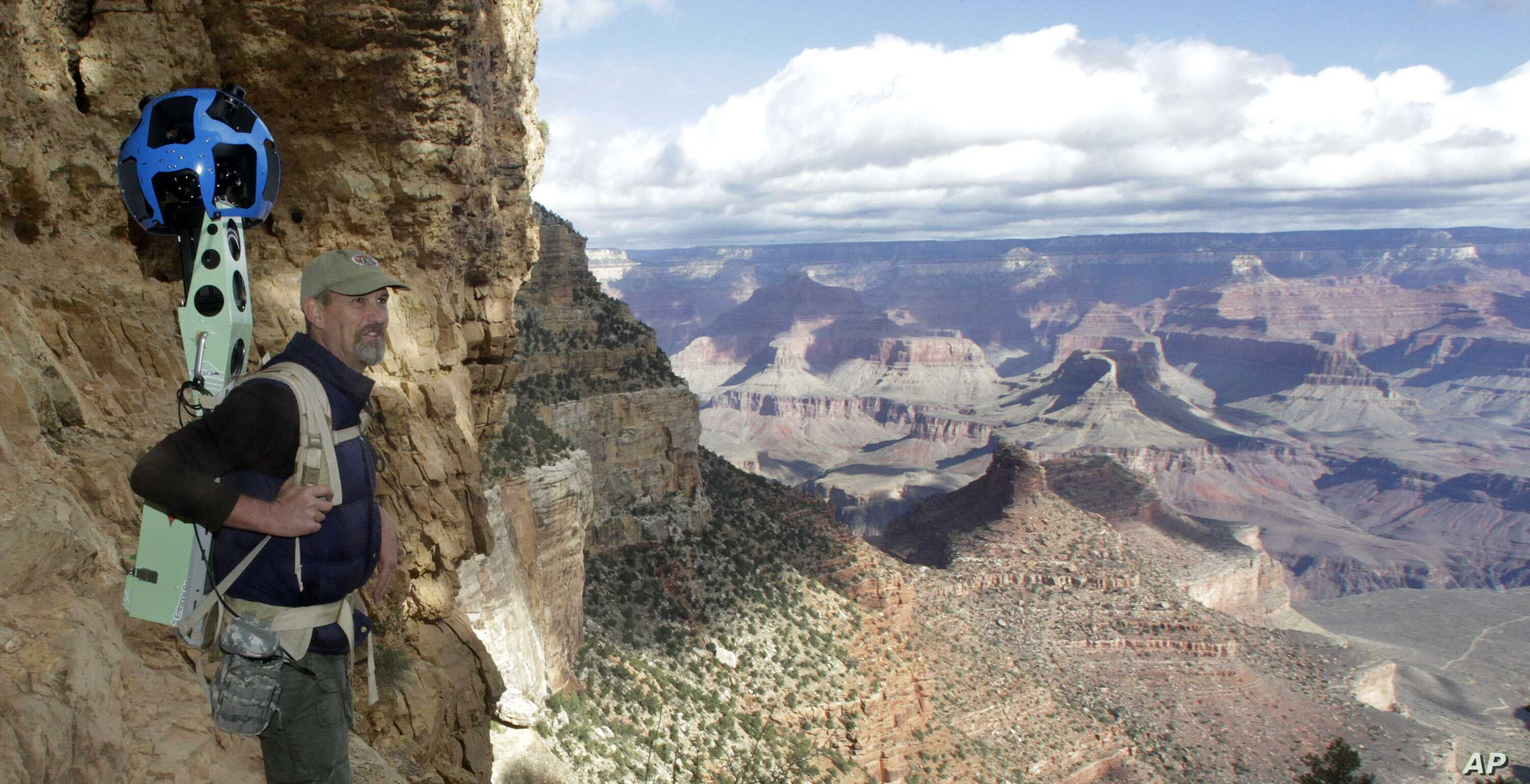 Google Maps to Offer Panoramic View of Grand Canyon | Voice of ...