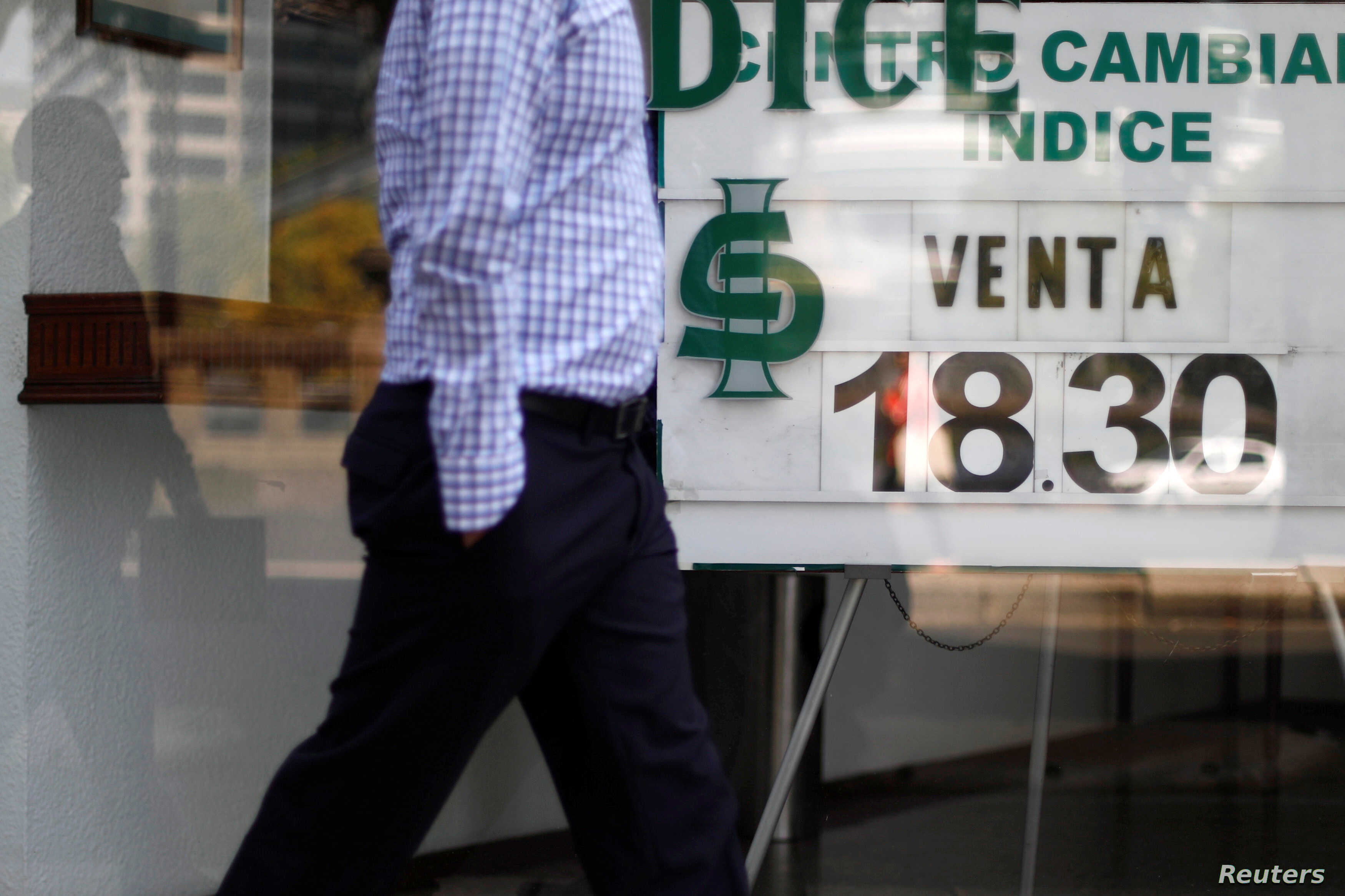 Mexico GDP Shrinks Amid NAFTA Uncertainty, Disasters | Voice of