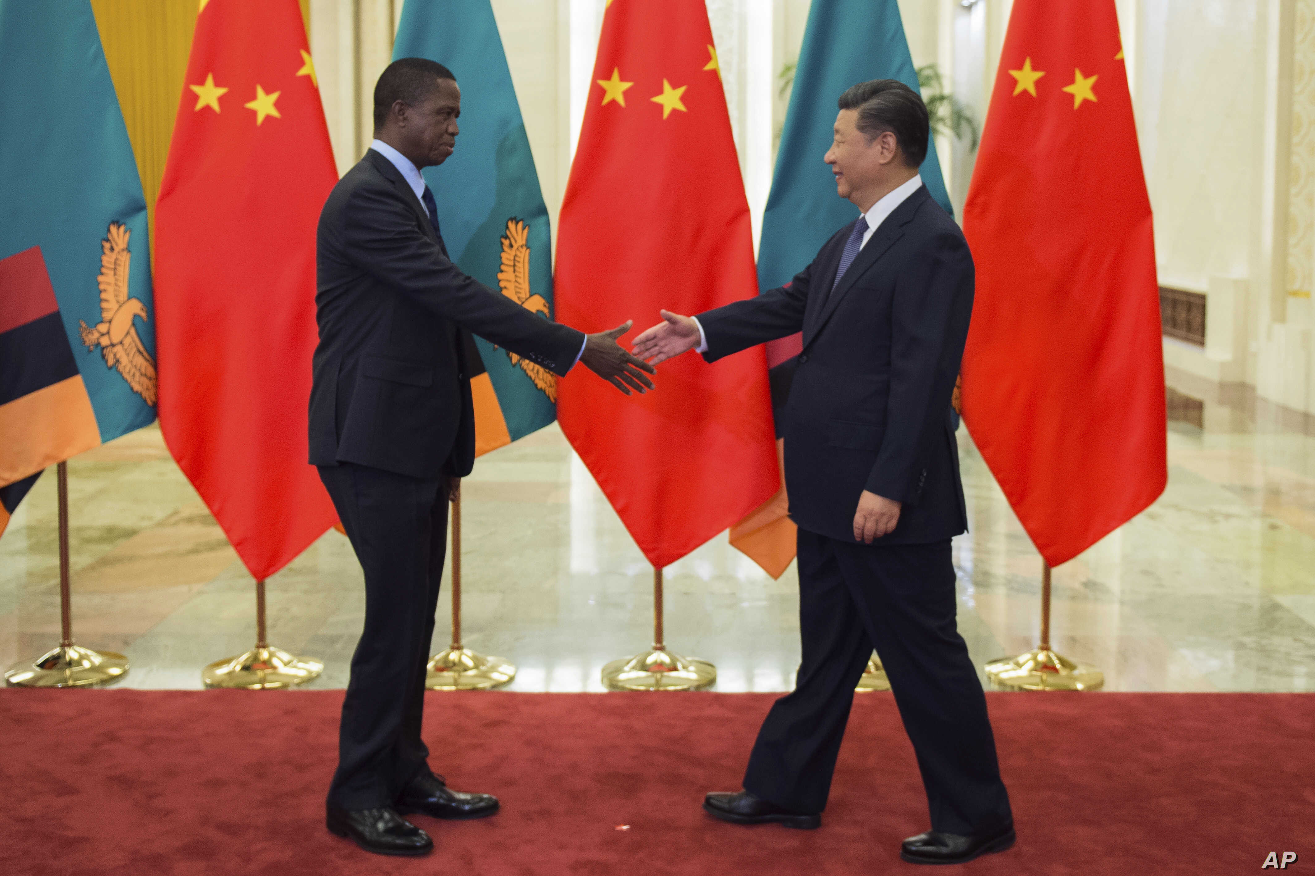 Zambia Continues to Borrow as China Debt Concerns Rise