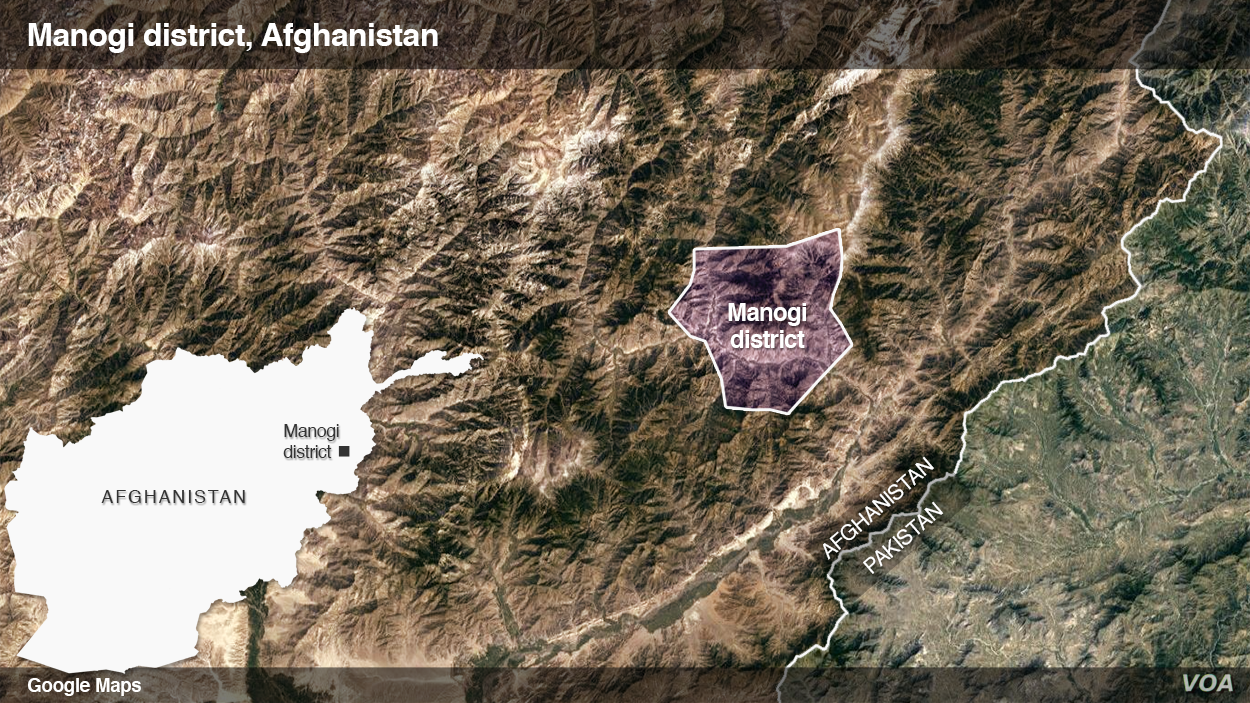 IS Beheads 2 Afghans Accused Being American Spies | Voice of