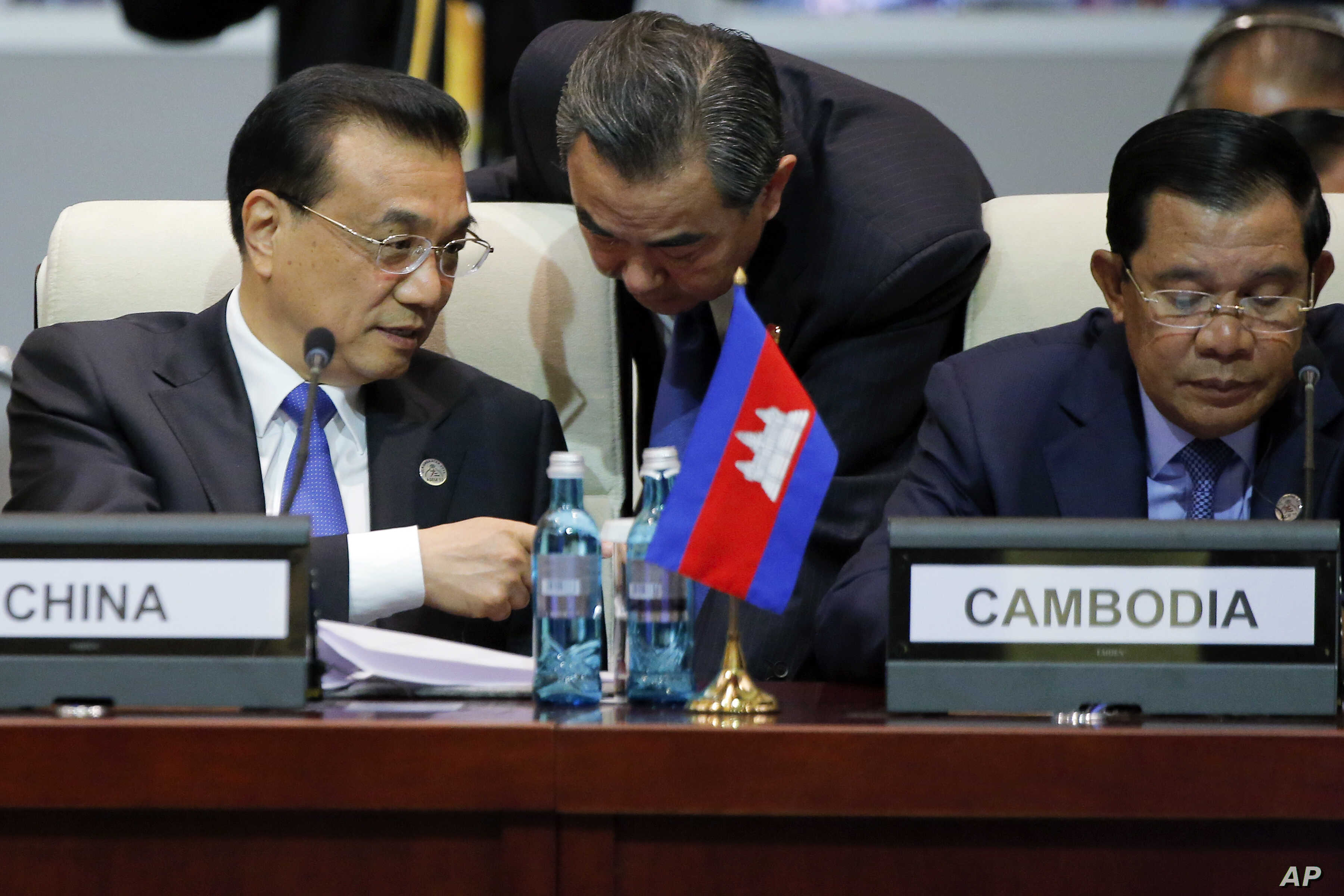 China Gives Cambodia $600M in Exchange for International