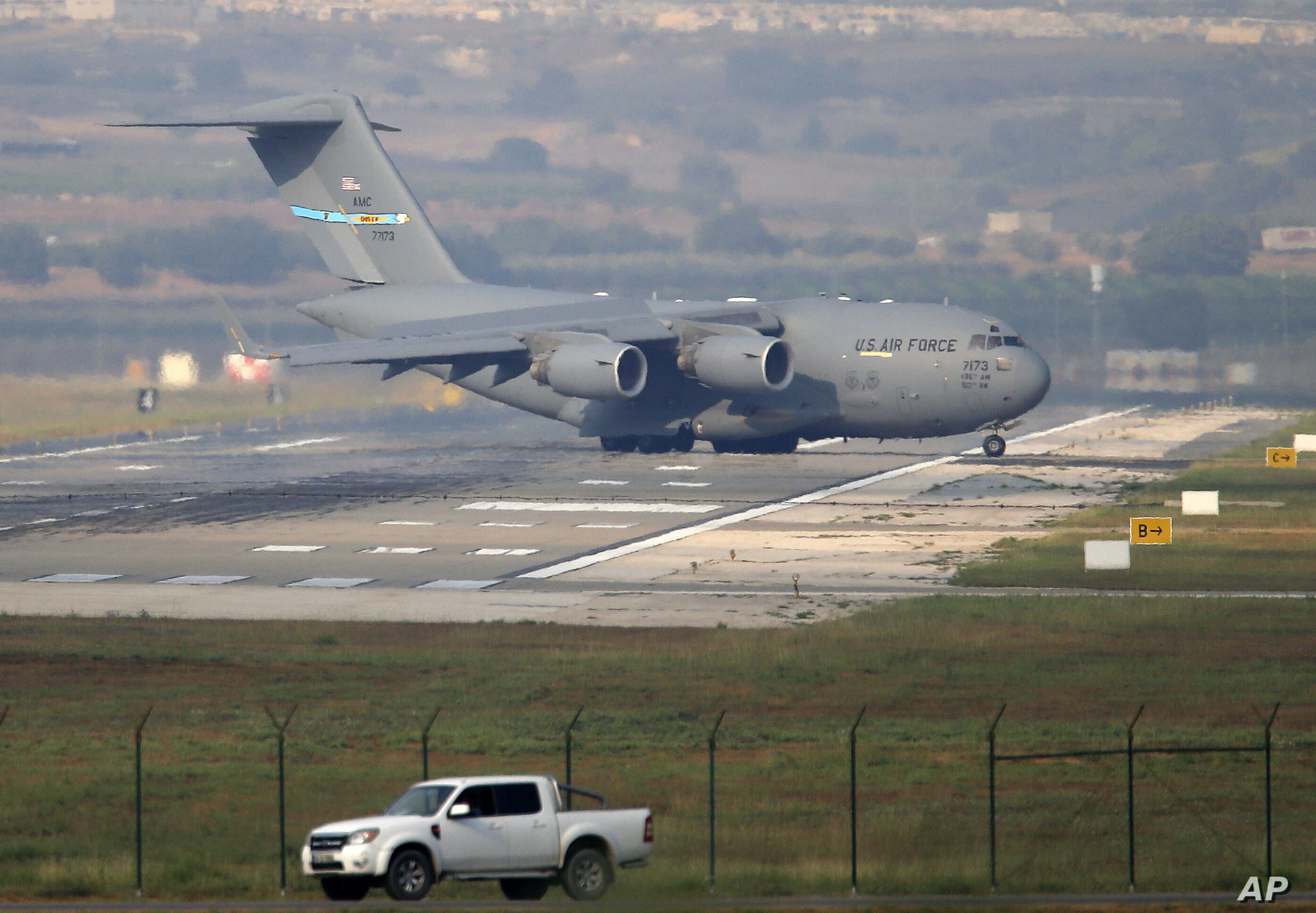 US Relocates Most Defense Family Members from Turkey | Voice of
