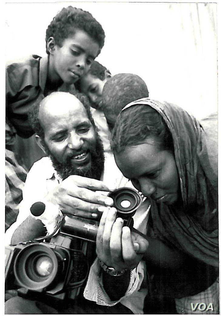 Seyoum Tsehaye, 66, was a war photographer during Eritrea's 30-year struggle for independence. He later held various positions including head of the state-run television station Eri-TV.