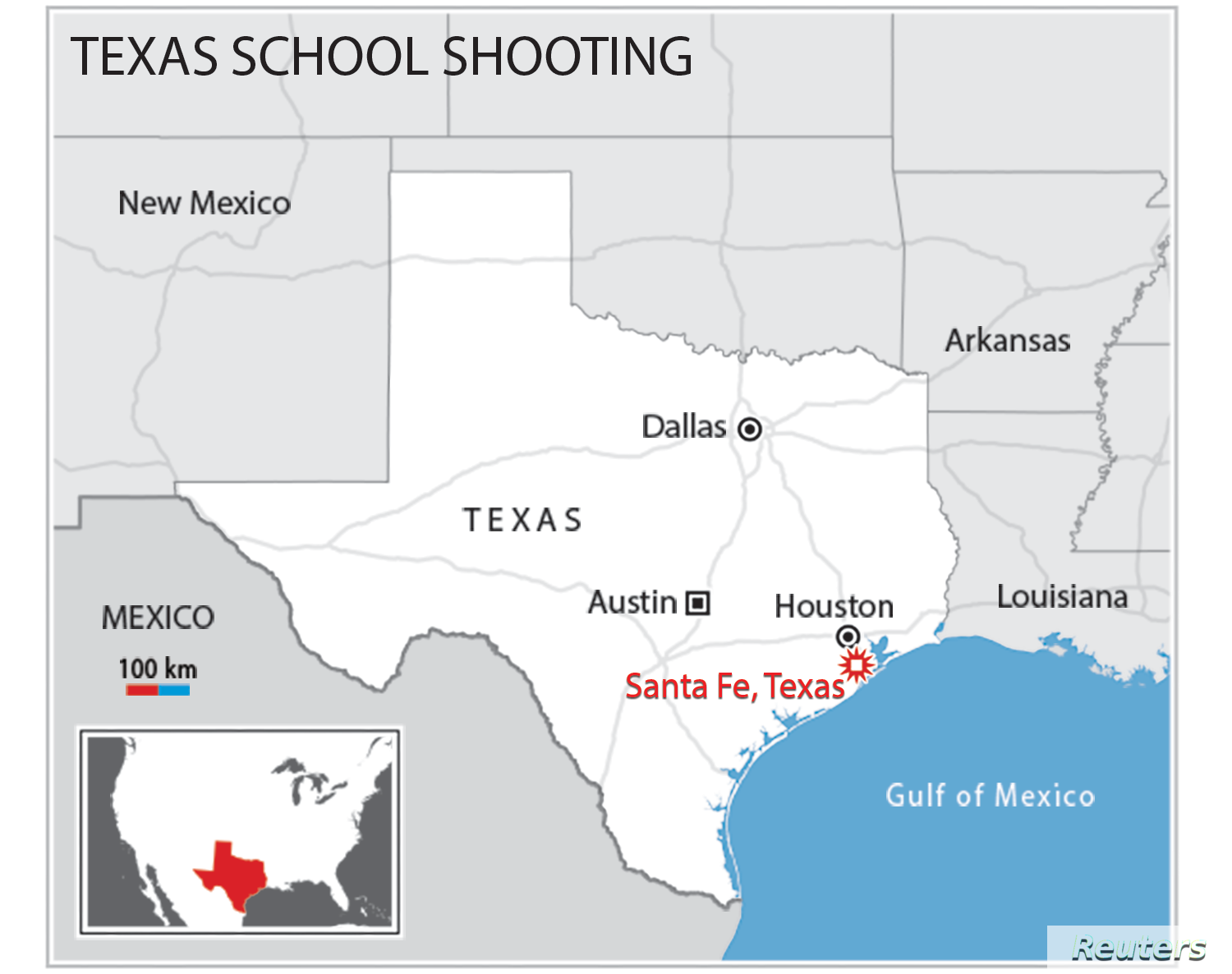10 Killed in Texas Shooting | Voice of America - English on united states map, chaco canyon new mexico map, carlsbad new mexico map, ghost ranch new mexico map, los angeles california map, st louis missouri map, shiprock new mexico map, portland oregon map, alamogordo new mexico map, tesuque new mexico map, new mexico state map, laguna new mexico map, albuquerque new mexico map, helena montana map, new mexico travel map, las vegas new mexico map, rocky mountains new mexico map, belen new mexico map, route 66 new mexico map,