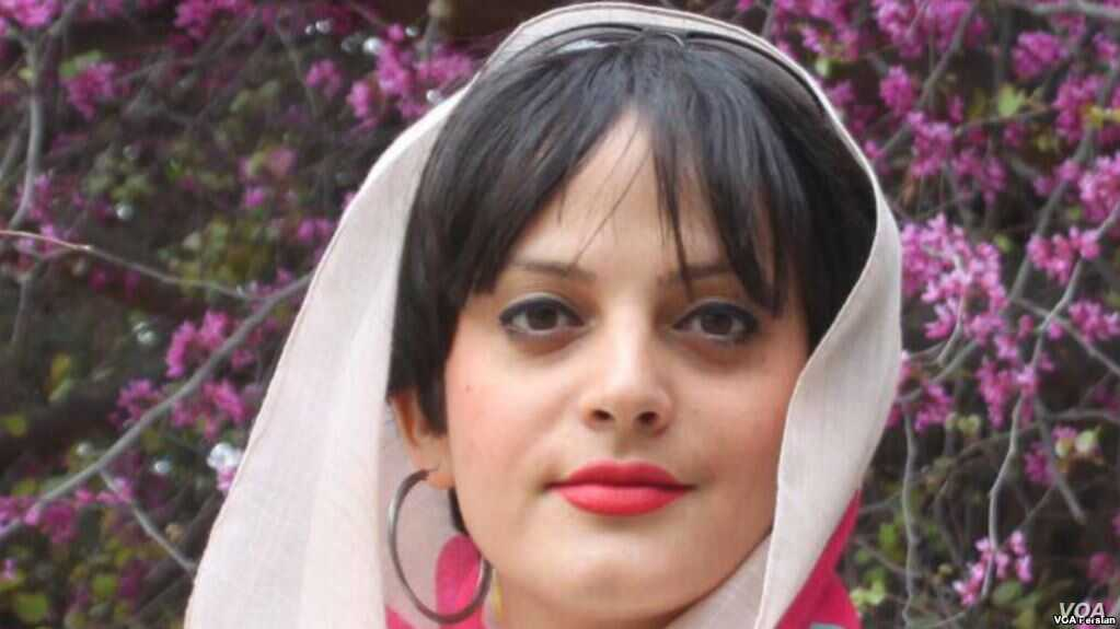 Undated photo of Yekta Fahandezh-Saadi, a Shiraz-based Iranian Baha'i who, according to her sister, learned in December 2018 that she faces an 11-year prison term for alleged security offenses.