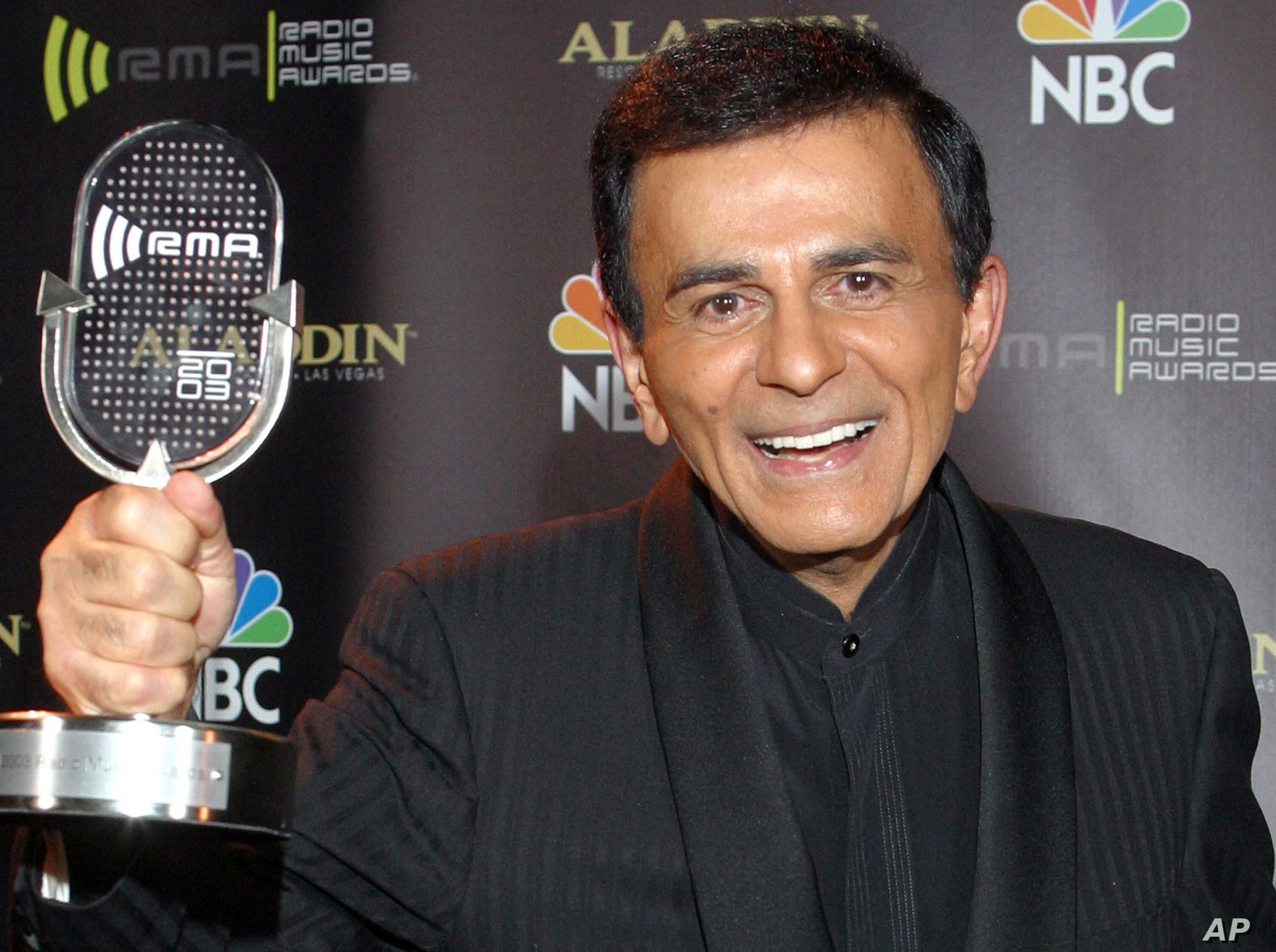 Casey Kasem, 'American Top 40' Host, Dies at Age 82 | Voice