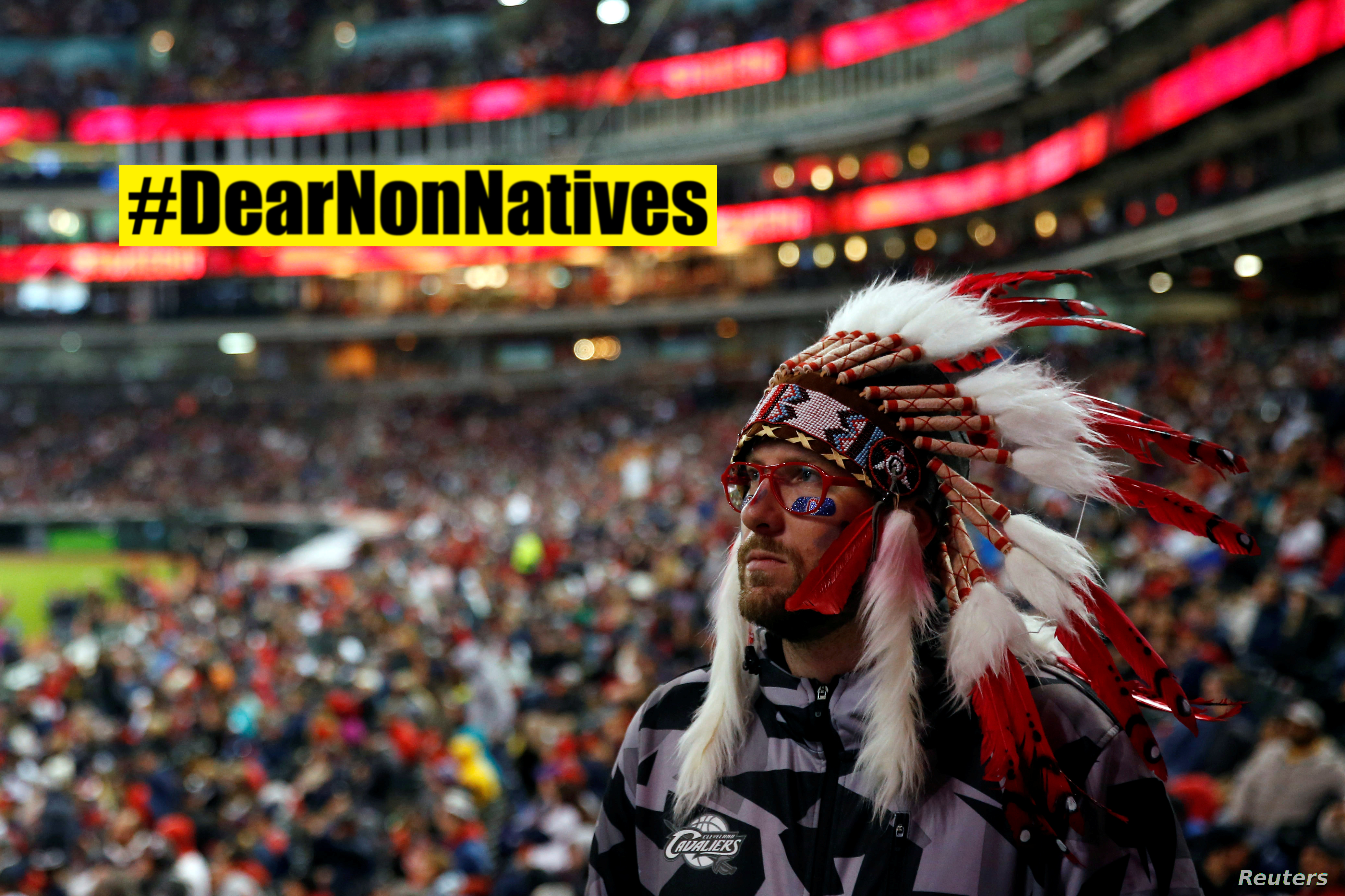 DearNonNatives: What Native Americans Want Non-Natives To