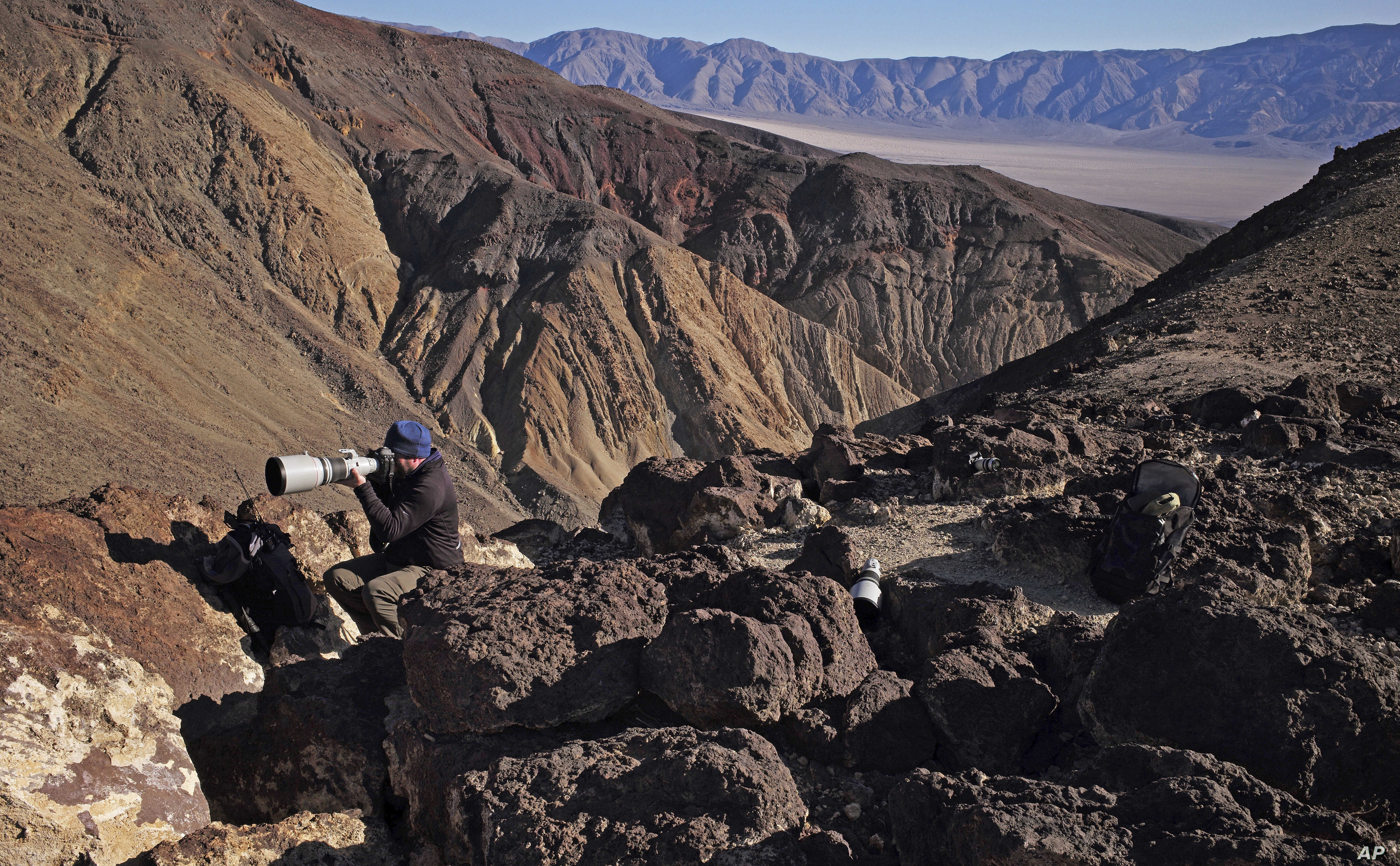 Death Valley Latest National Park Affected by Shutdown   Voice of