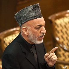 Afghan President Urges Pakistan to Attend Bonn Conference