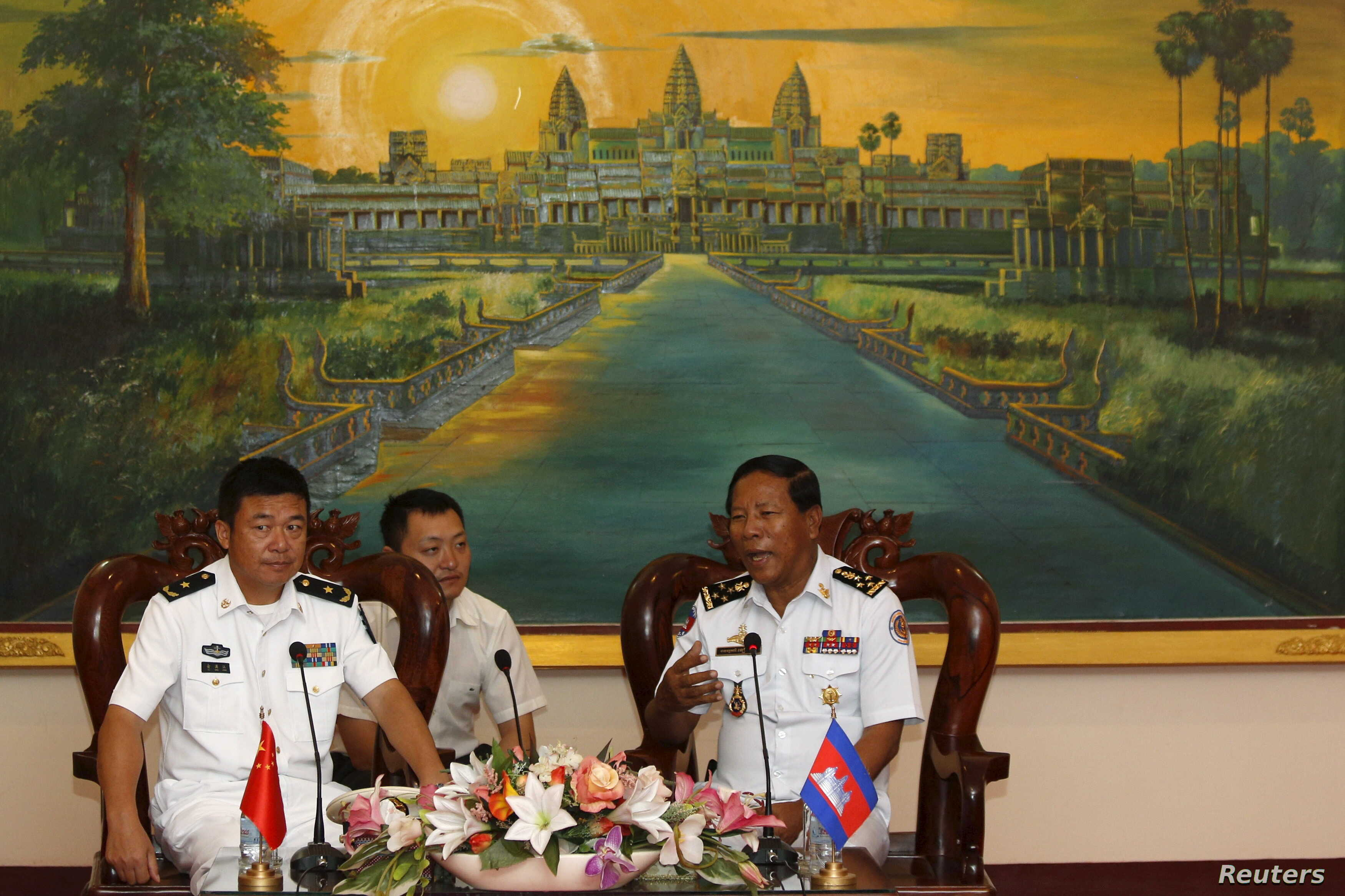 Cambodia Requests 2 Warships From China | Voice of America