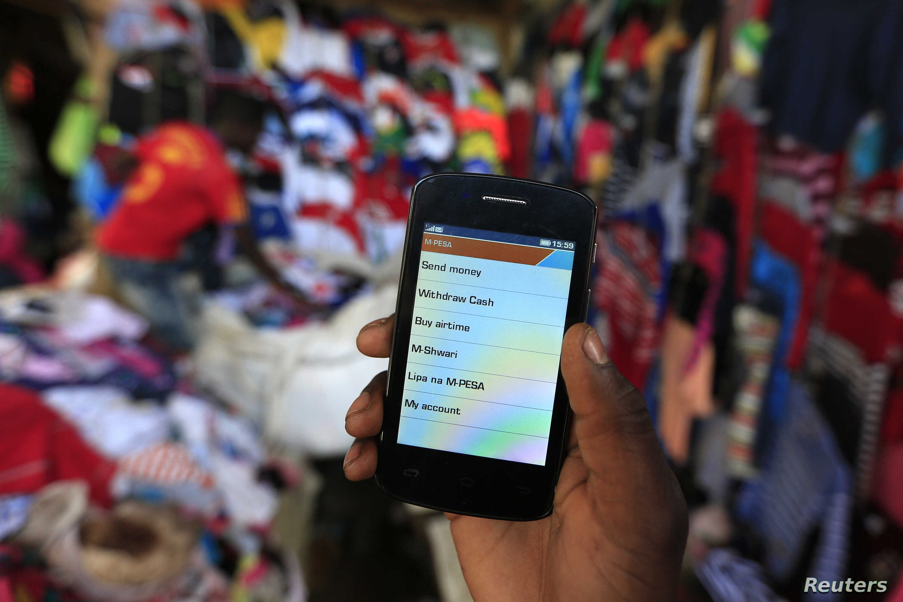 Thousands of Kenyan Single Mothers, Widows Use Mobile Money