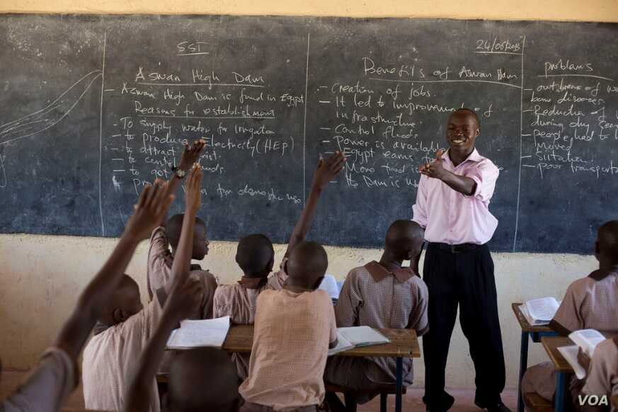 UNESCO: Poor Quality Education Costing Billions   Voice of