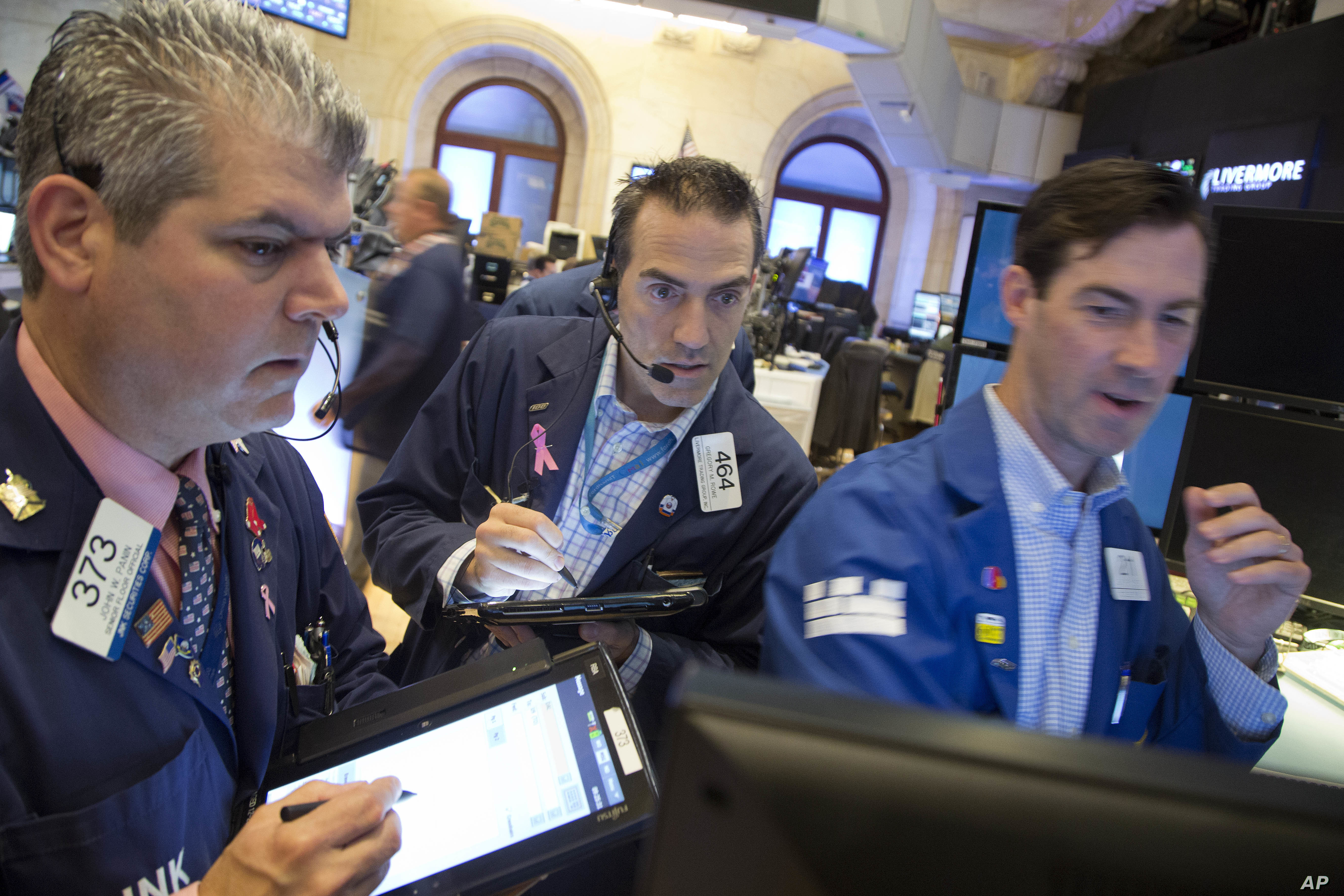 US Markets Bounce Back at Week's End | Voice of America - English