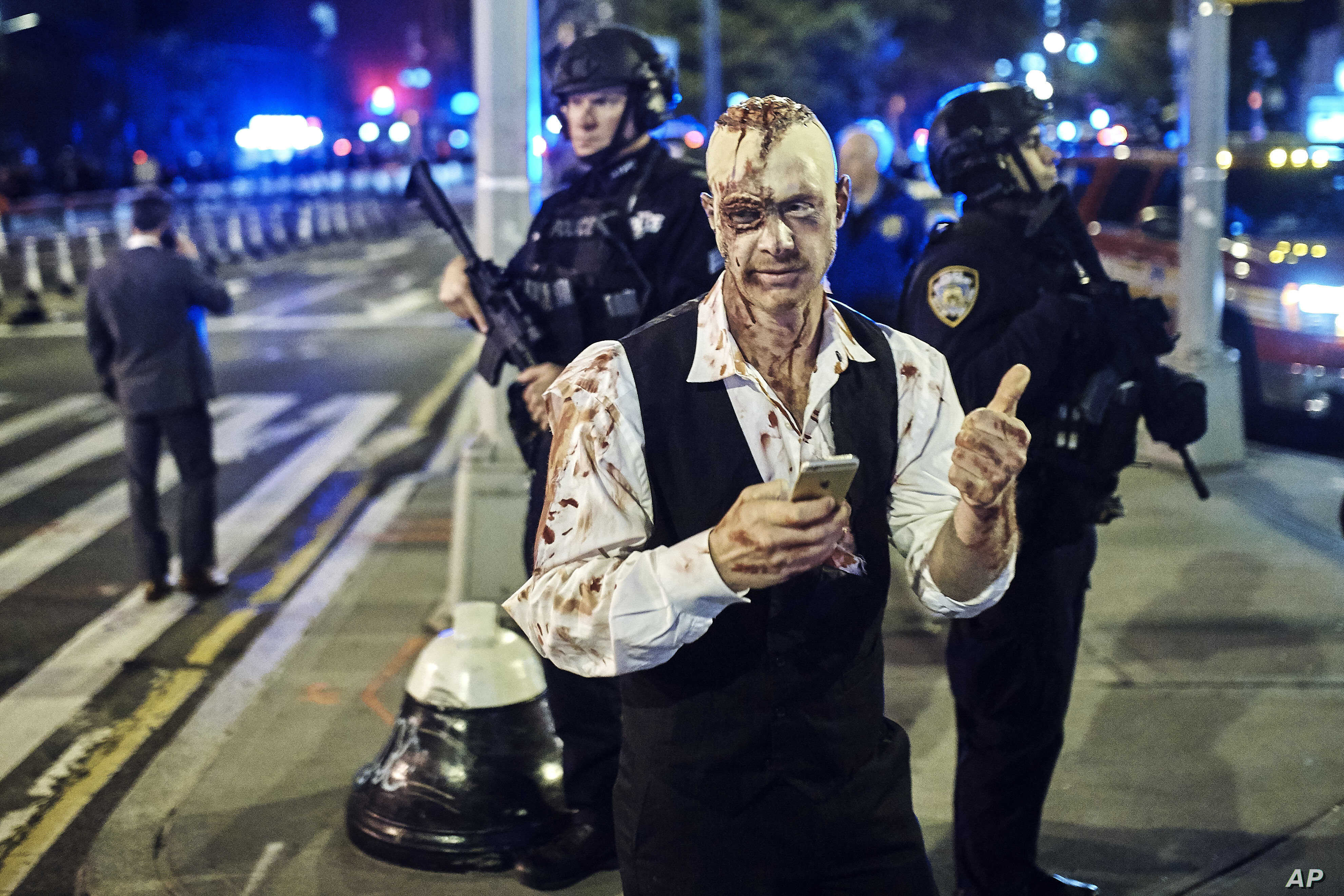 Halloween New York 2019.More Security For Nyc Halloween Parade A Year After Attack Voice