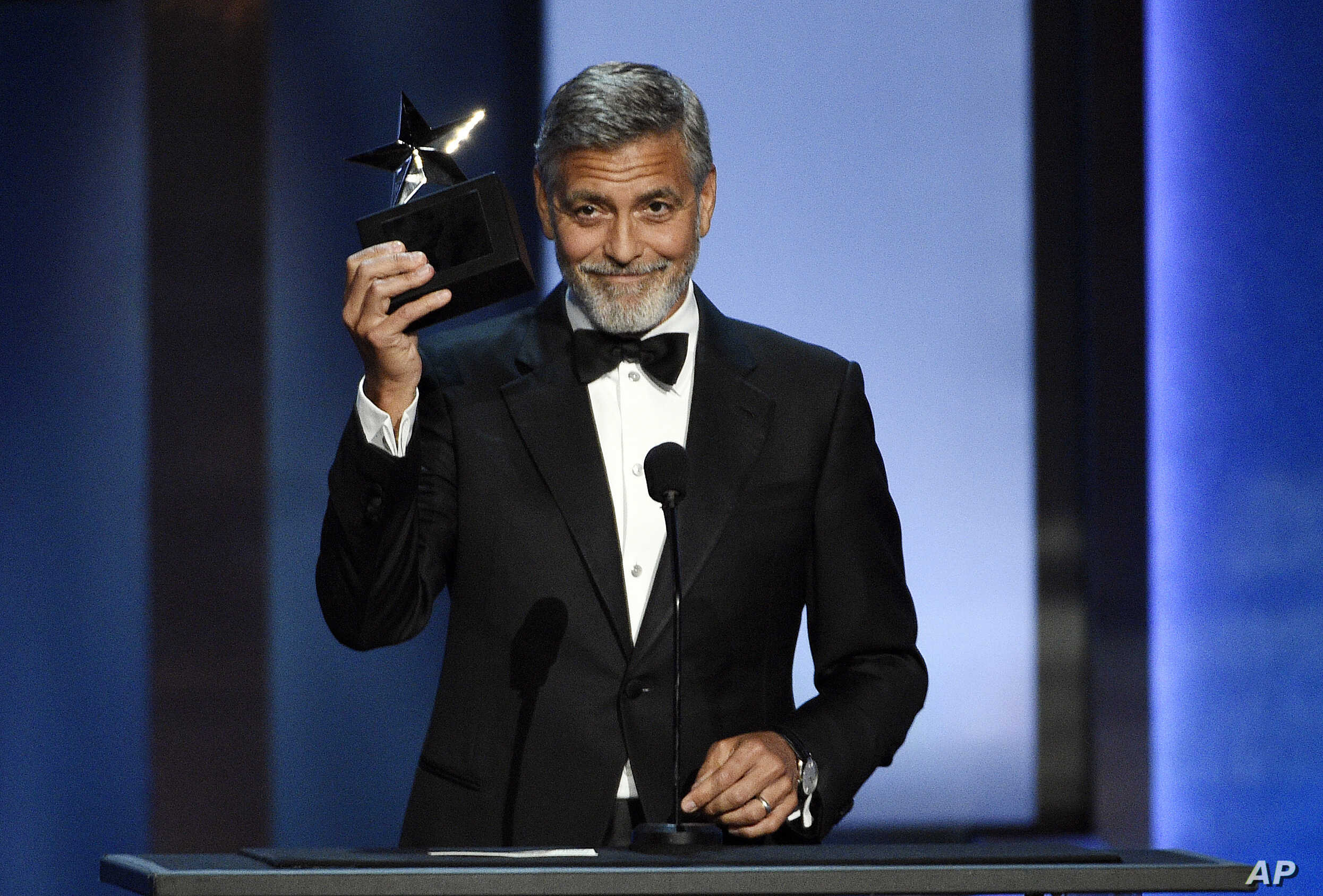 George Clooney Tops Forbes' Highest-Paid Actors List   Voice