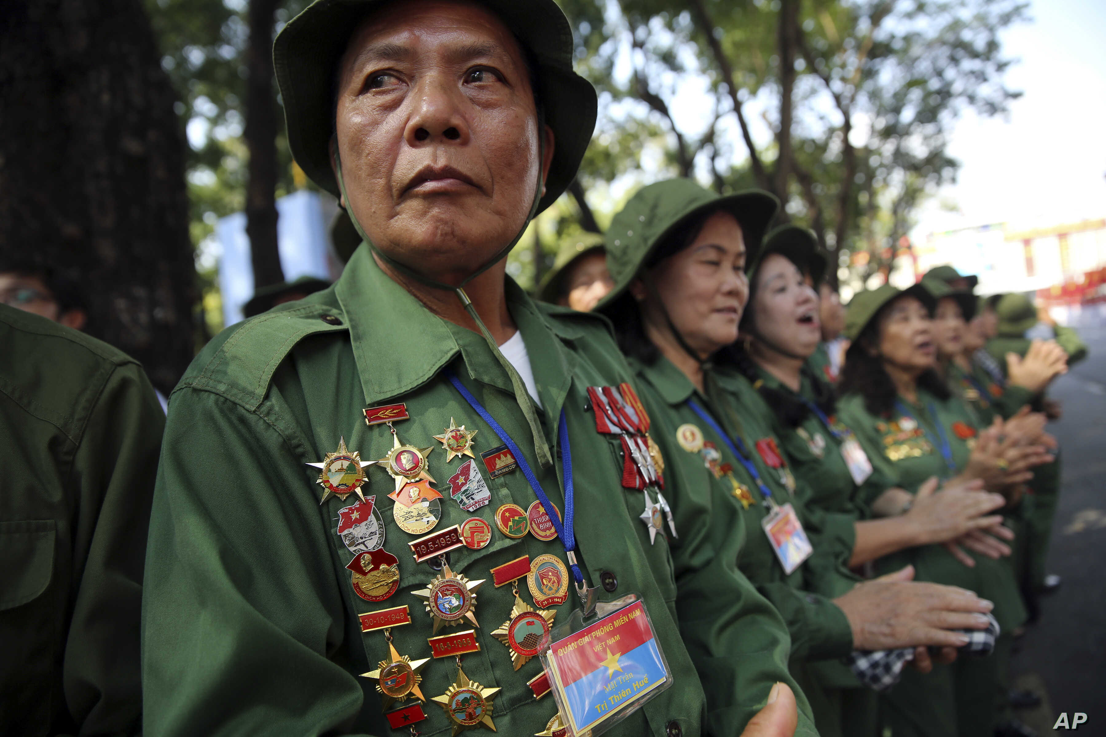 Vietnam Celebrates 40th Anniversary of End of War | Voice of America