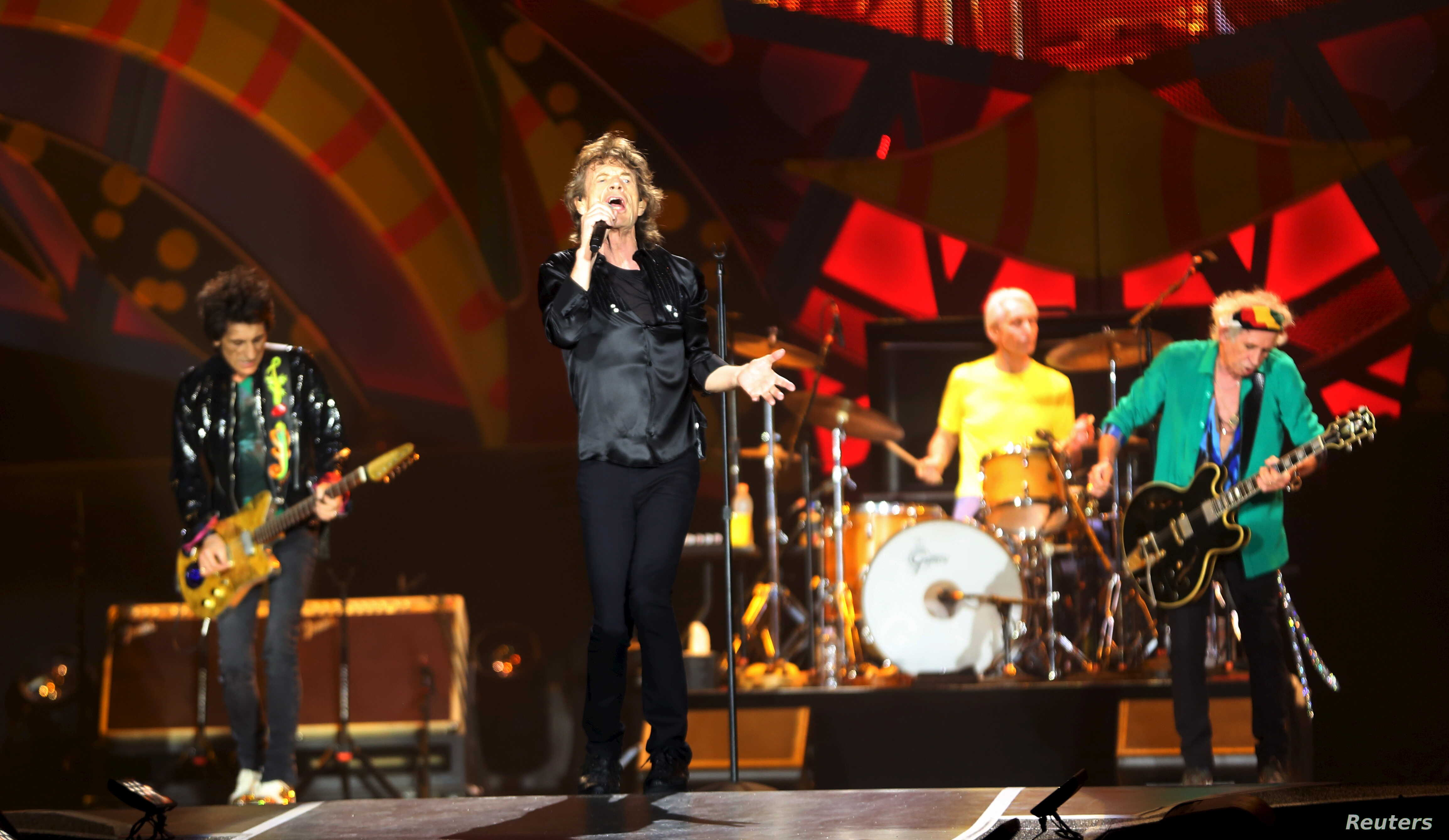 Rolling Stones on YouTube Invite Cubans to Free Concert