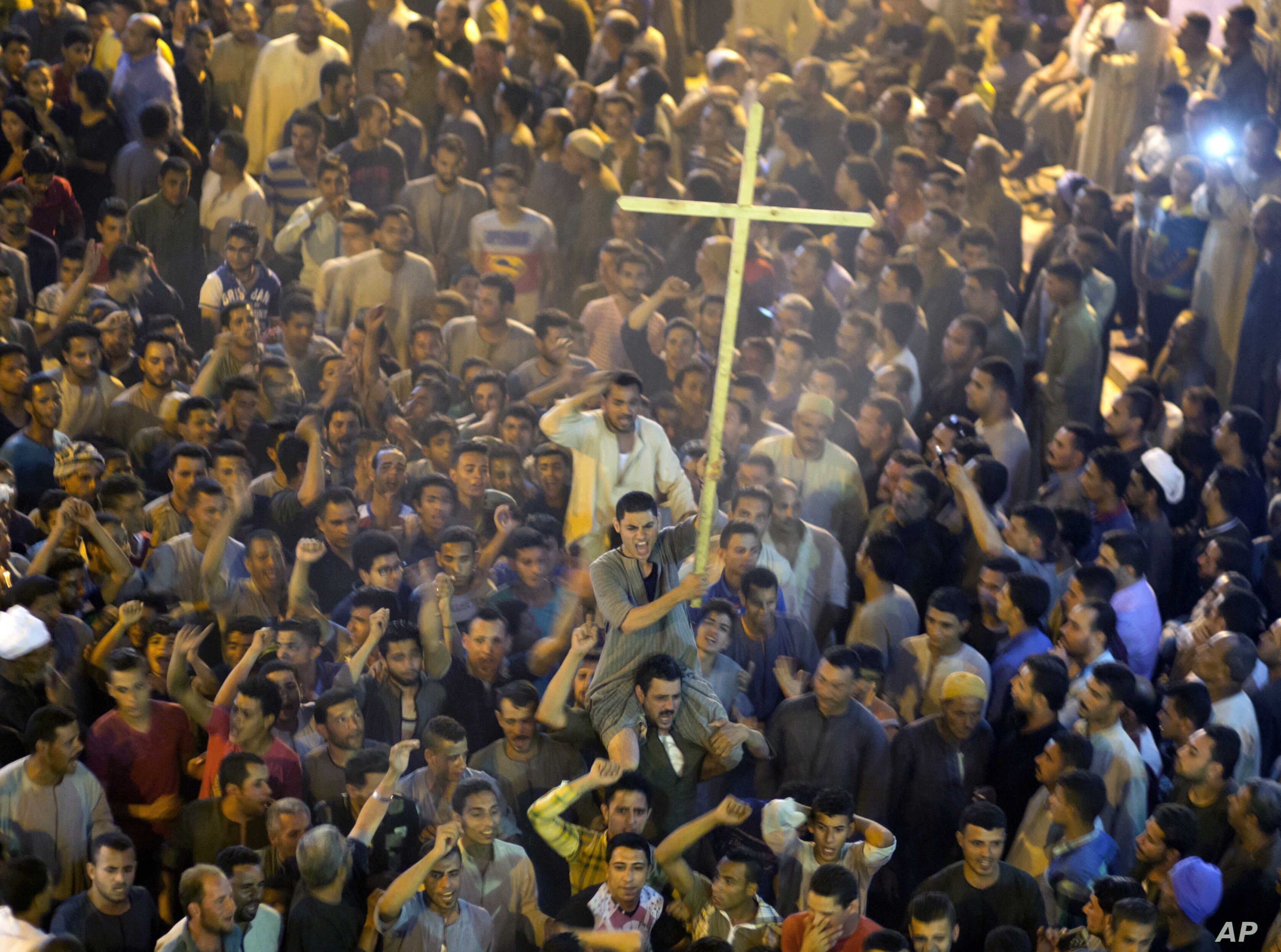 Egypt Hits Militant Bases in Libya After Attack on Copts