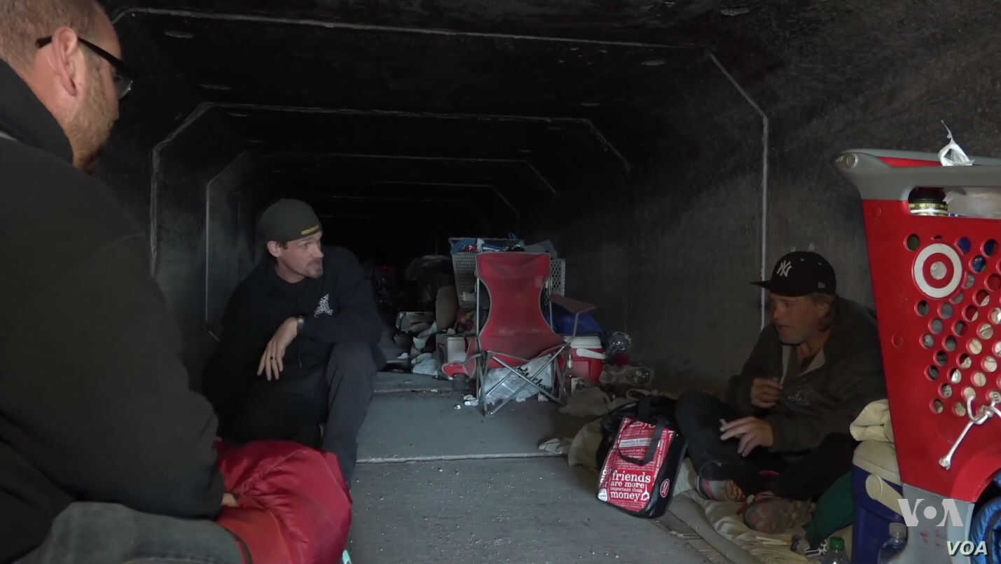 Life in the Underground Tunnels of Las Vegas | Ashby Dodd |Las Vegas Tunnel People