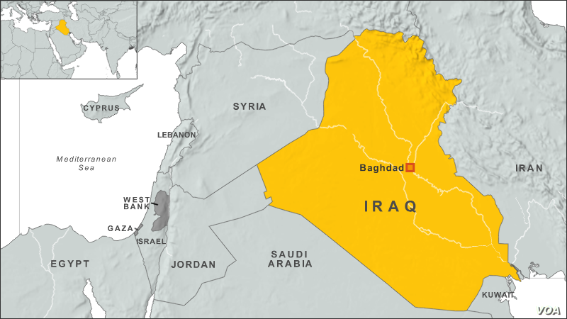 Two US service members killed in Iraq