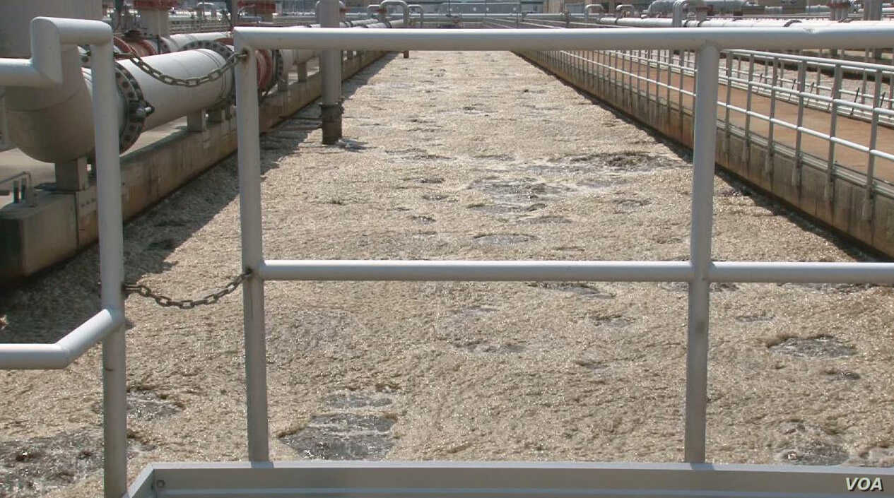 Wastewater Plants Extract Nutrients from Sewage   Voice of