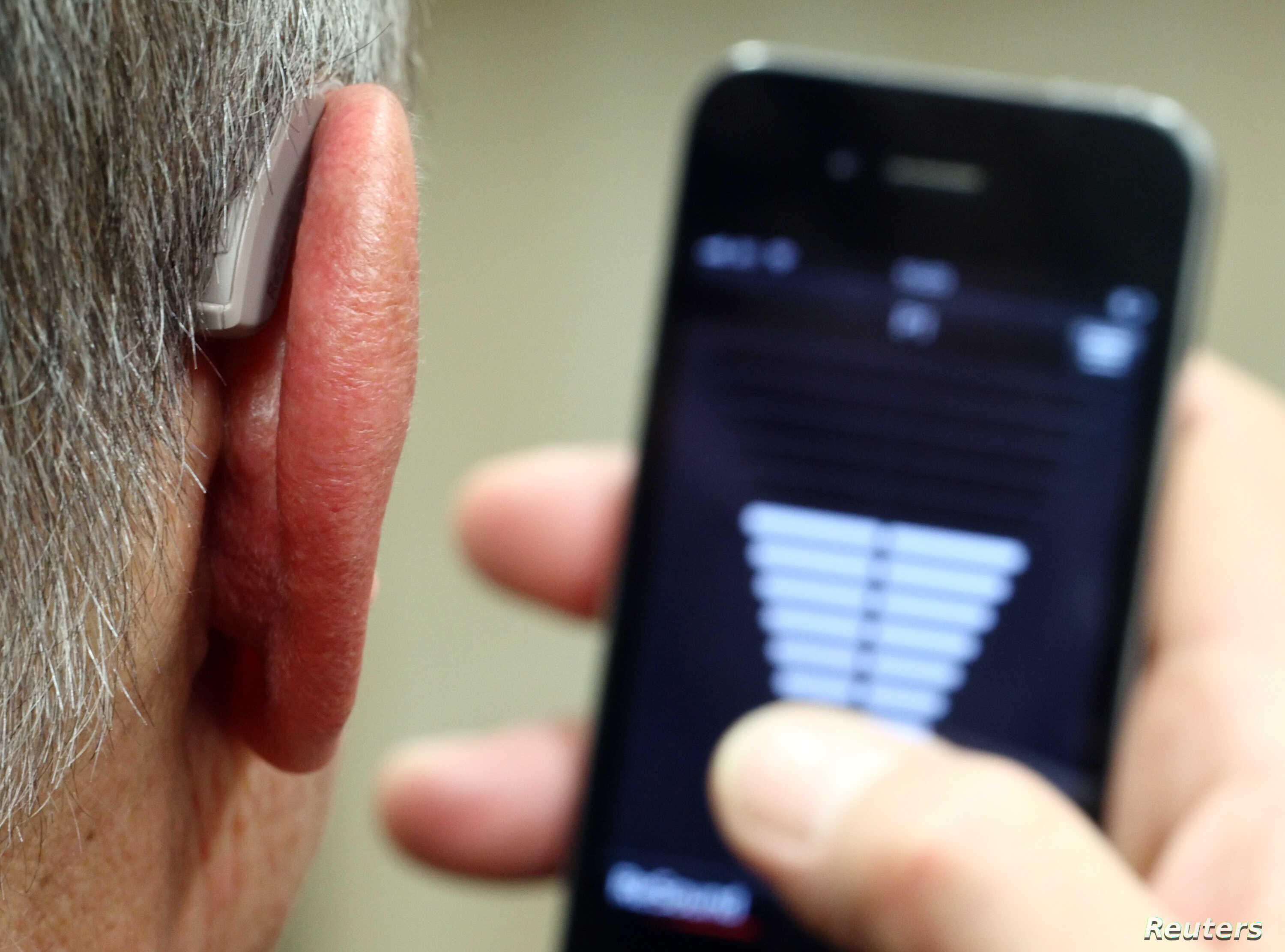 Hearing-aid Apps Pump Up Volume, Double as Headphones