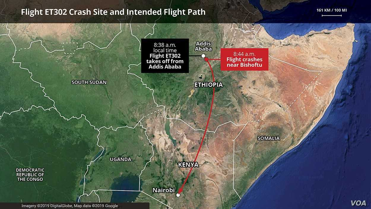 Black Boxes Recovered from Crashed Ethiopian Jet | Voice of