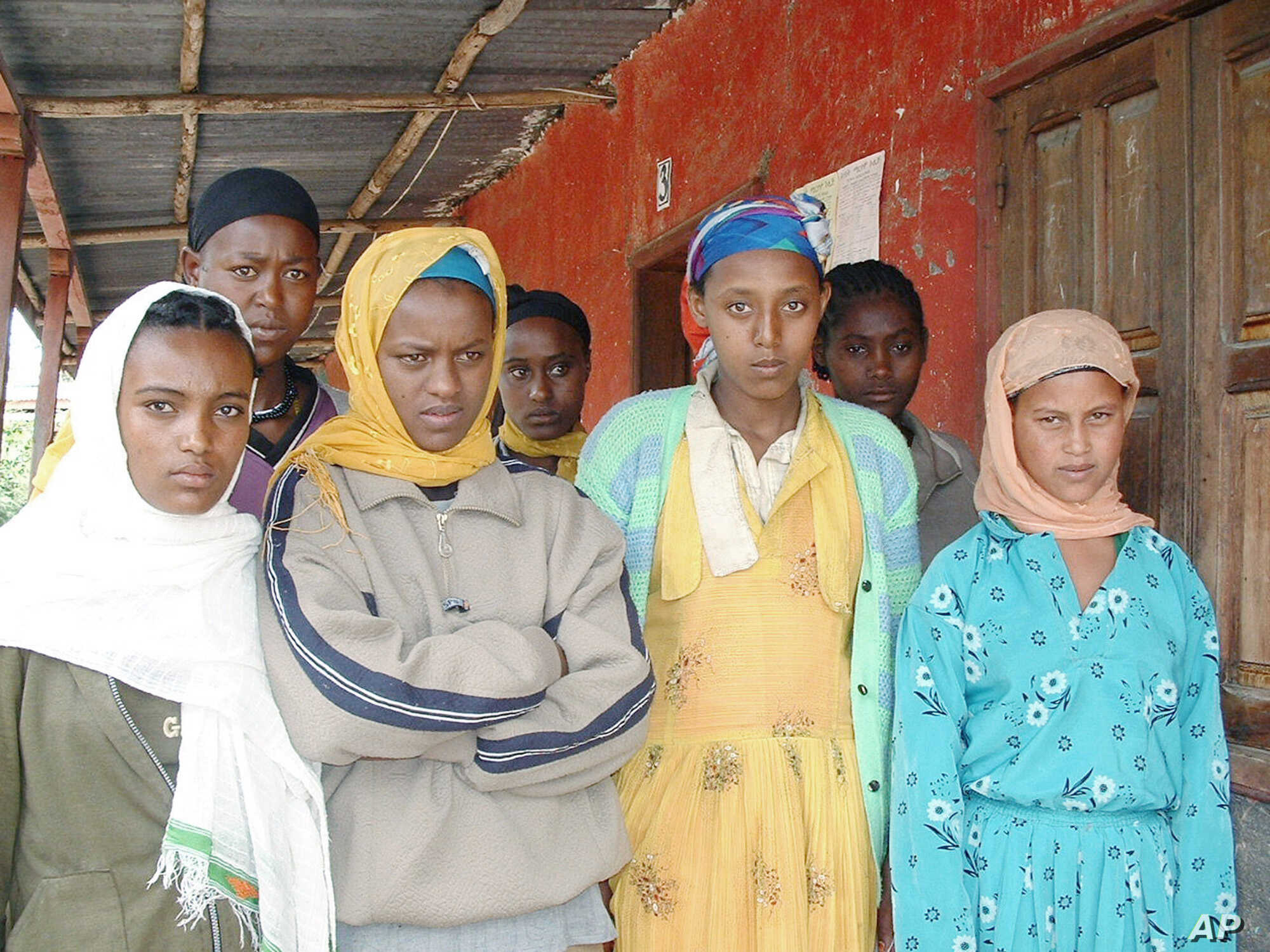 Ethiopian Film Portrays Girls' Abduction for Forced Marriage   Voice