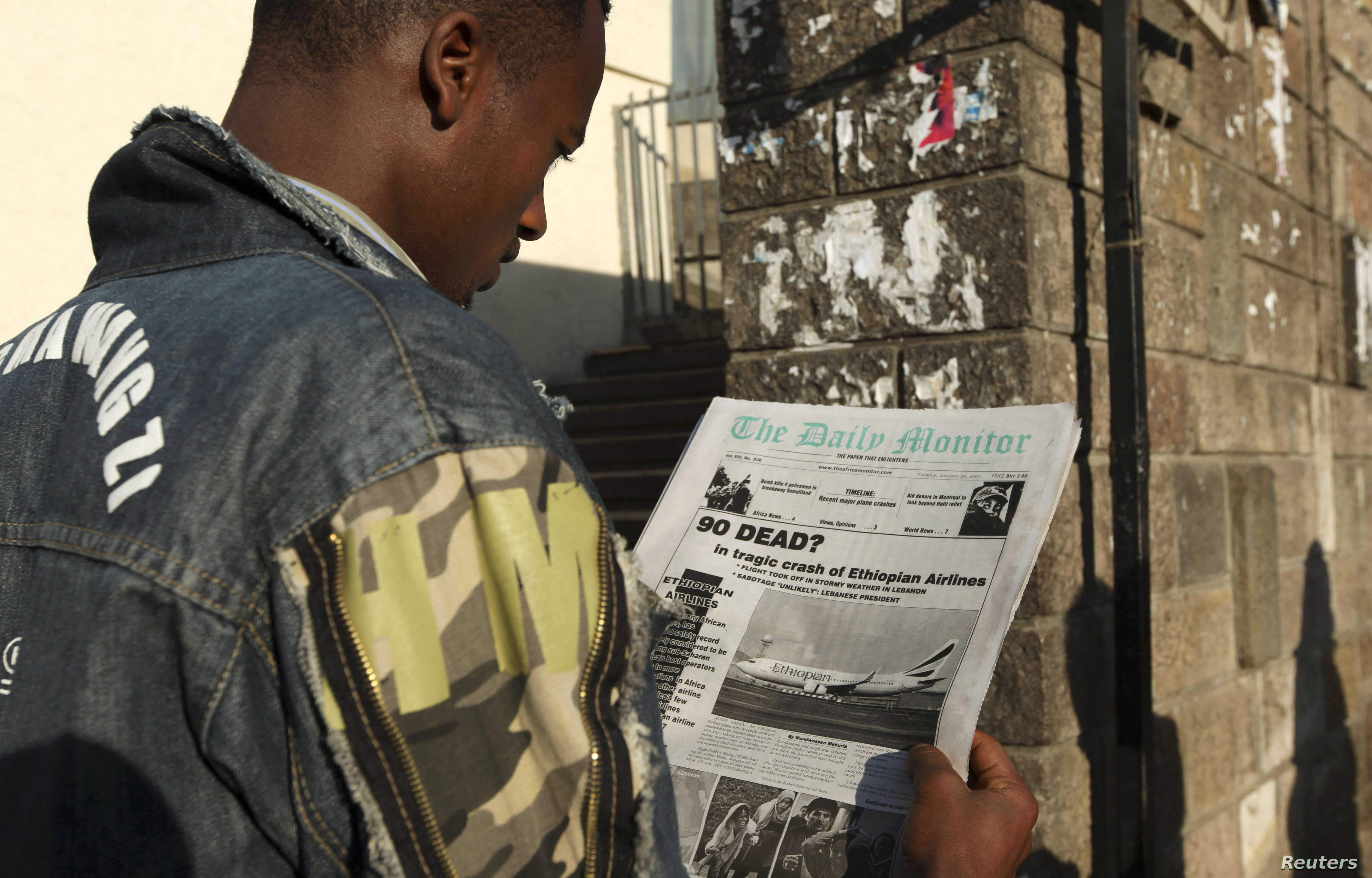 Little to Celebrate in Ethiopia During World Press Freedom Day
