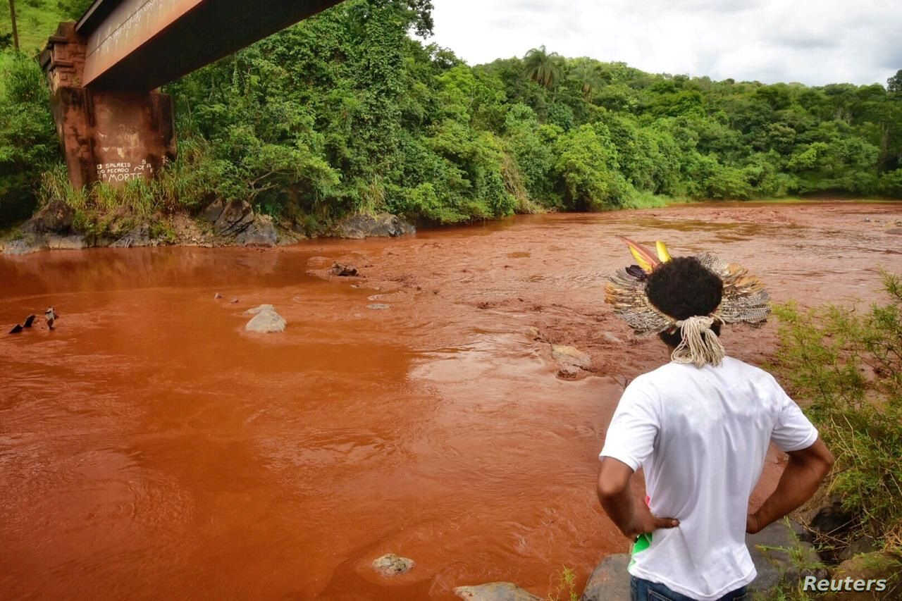 What Are Dangers of Mining Waste in Brazil? | Voice of