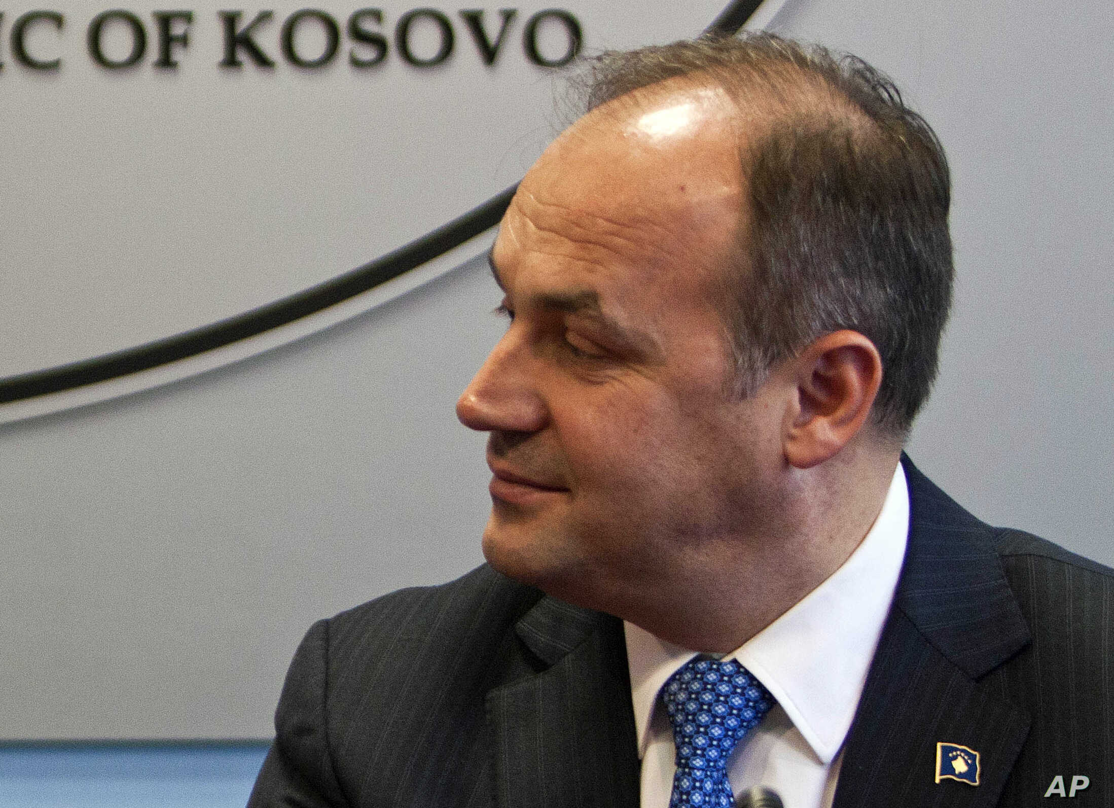 Kosovo FM Makes First-Ever Official Visit to Serbia | Voice of