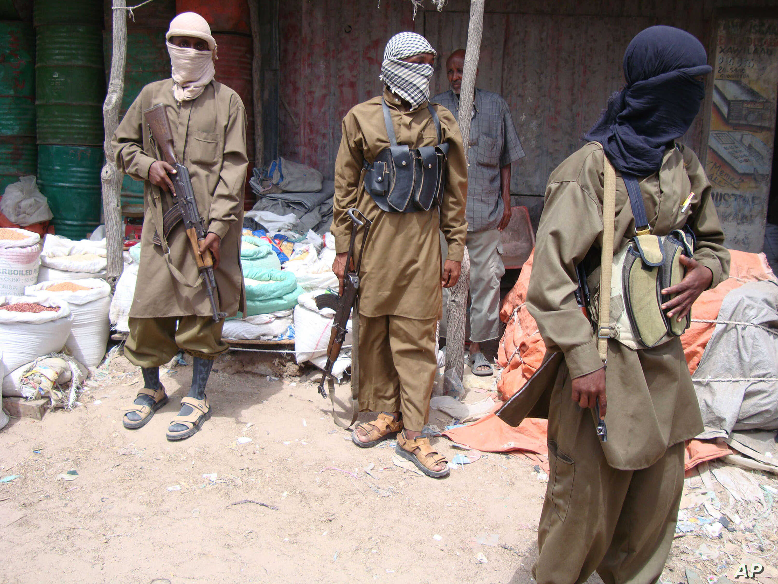 Somalia's Al-Shabab Declares War on Pro-Islamic State Group | Voice