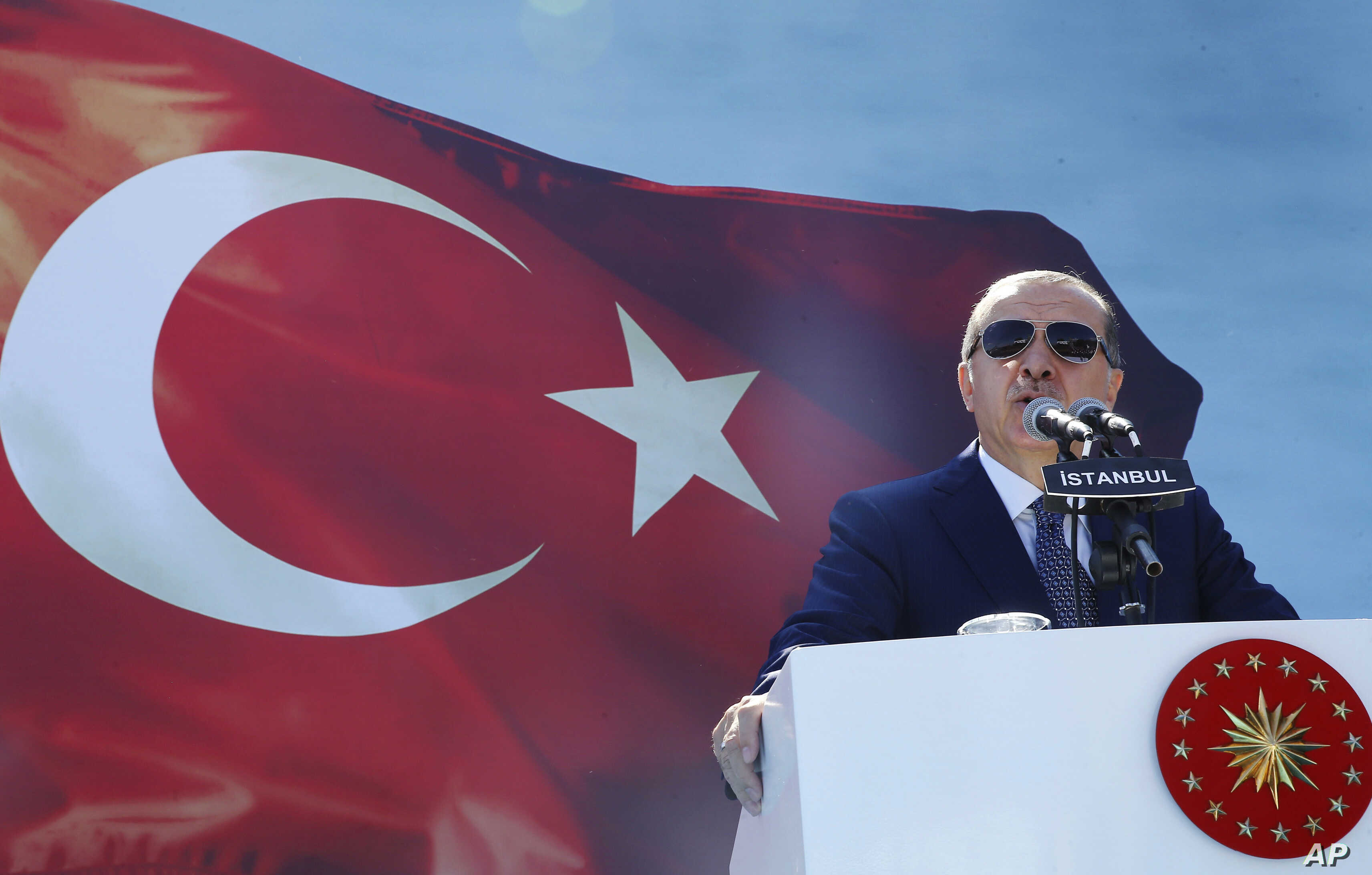 Turkey on Diplomatic Push to Close Schools Linked to