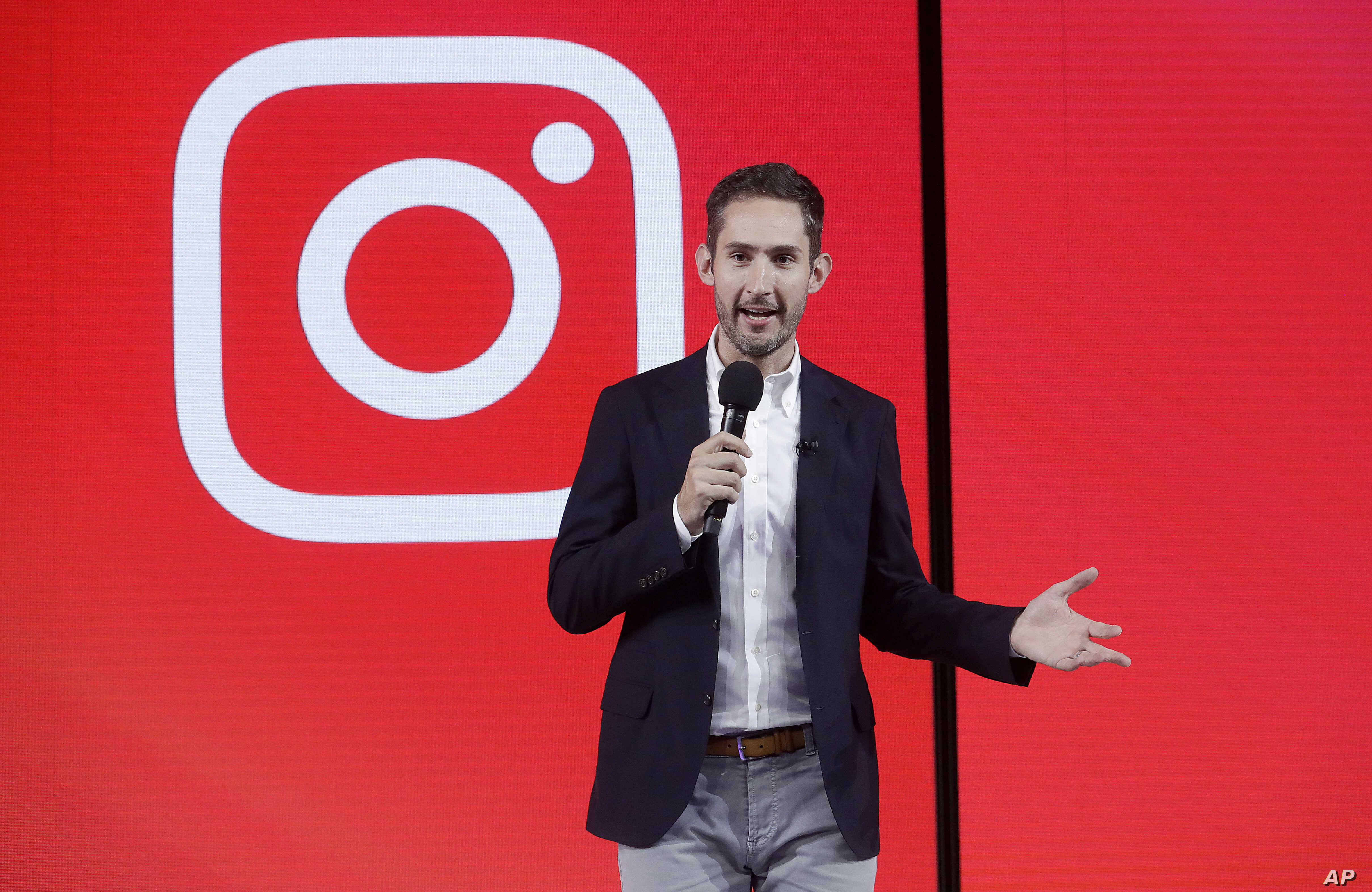 Into the Fold? What's Next for Instagram as Founders Leave   Voice