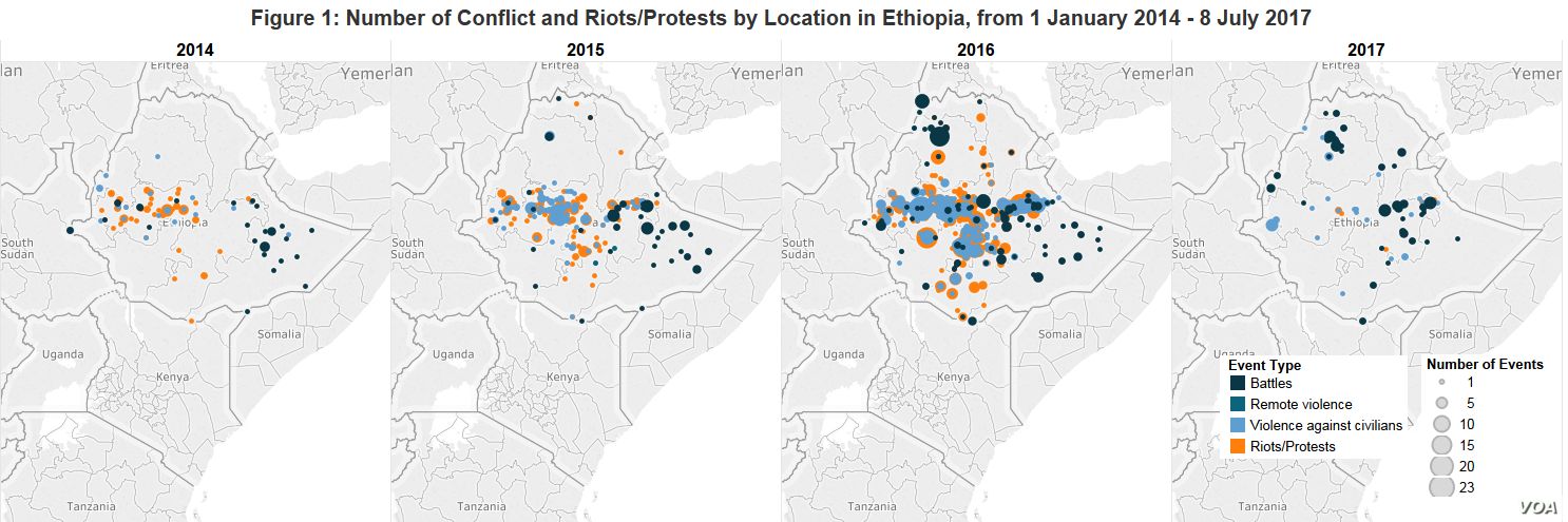What's Driving Clashes Between Ethiopia's Somali, Oromia Regions
