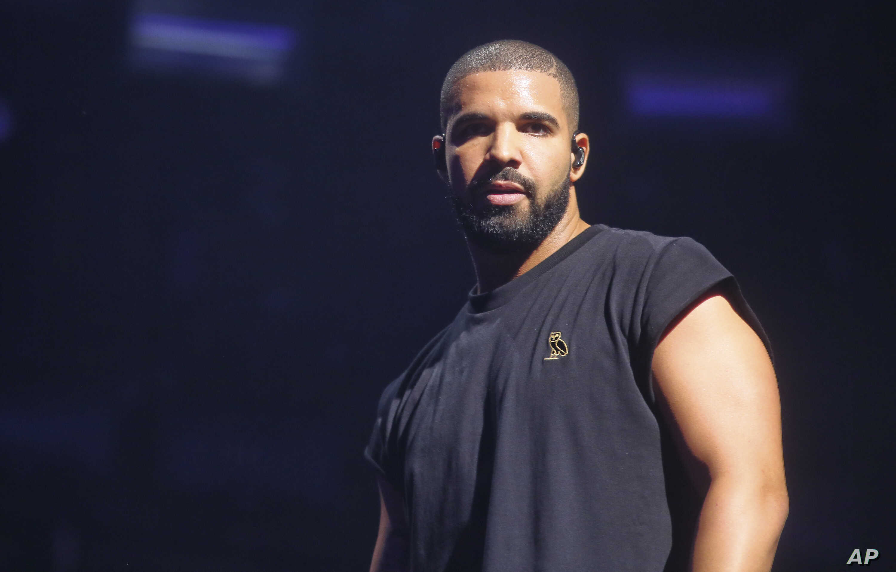 Drake performs at the Austin City Limits Music Festival in Zilker Park on Oct. 3, 2015, in Austin, Texas.