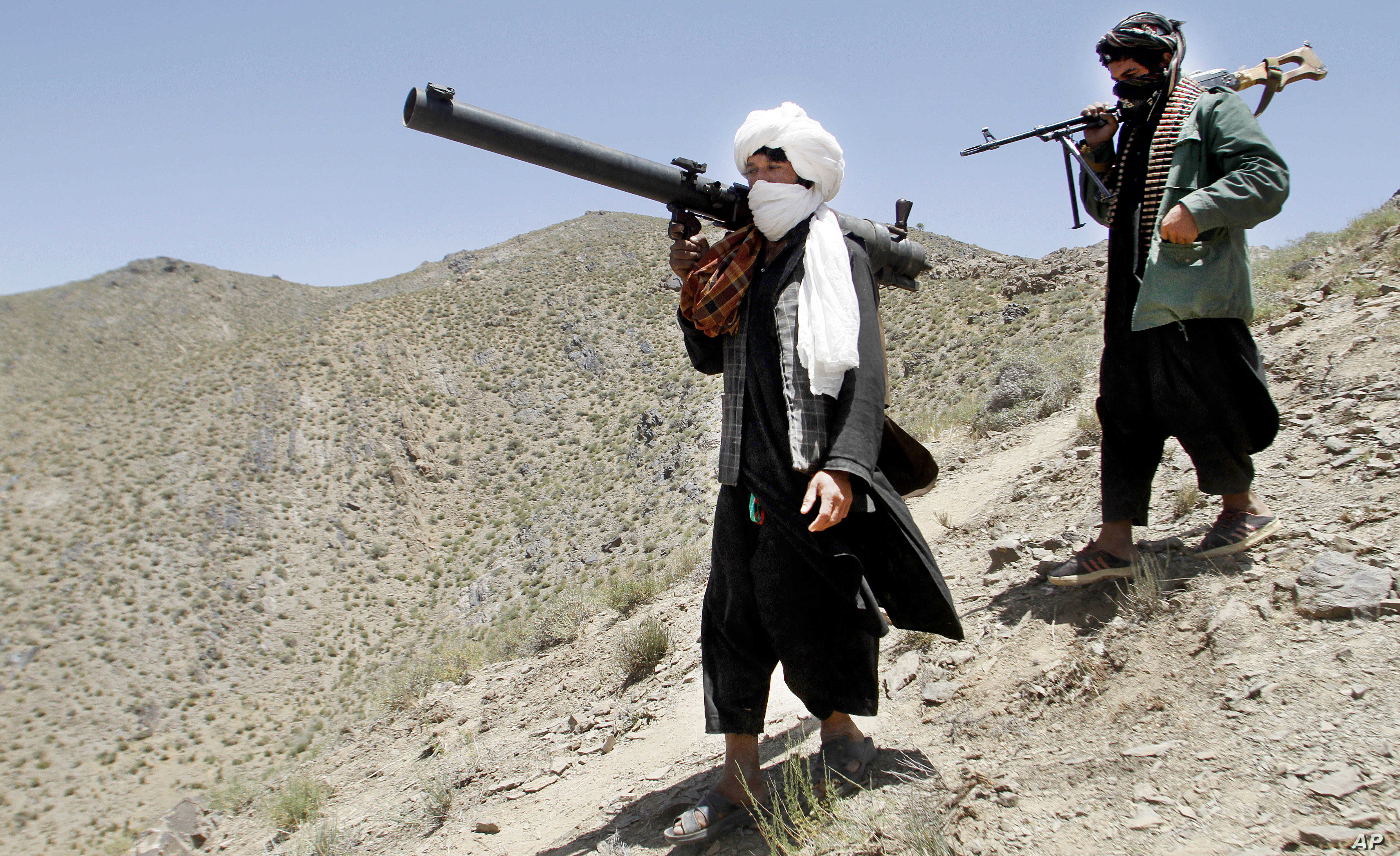 Why Isn't Afghan Taliban on US List of Foreign Terror Groups