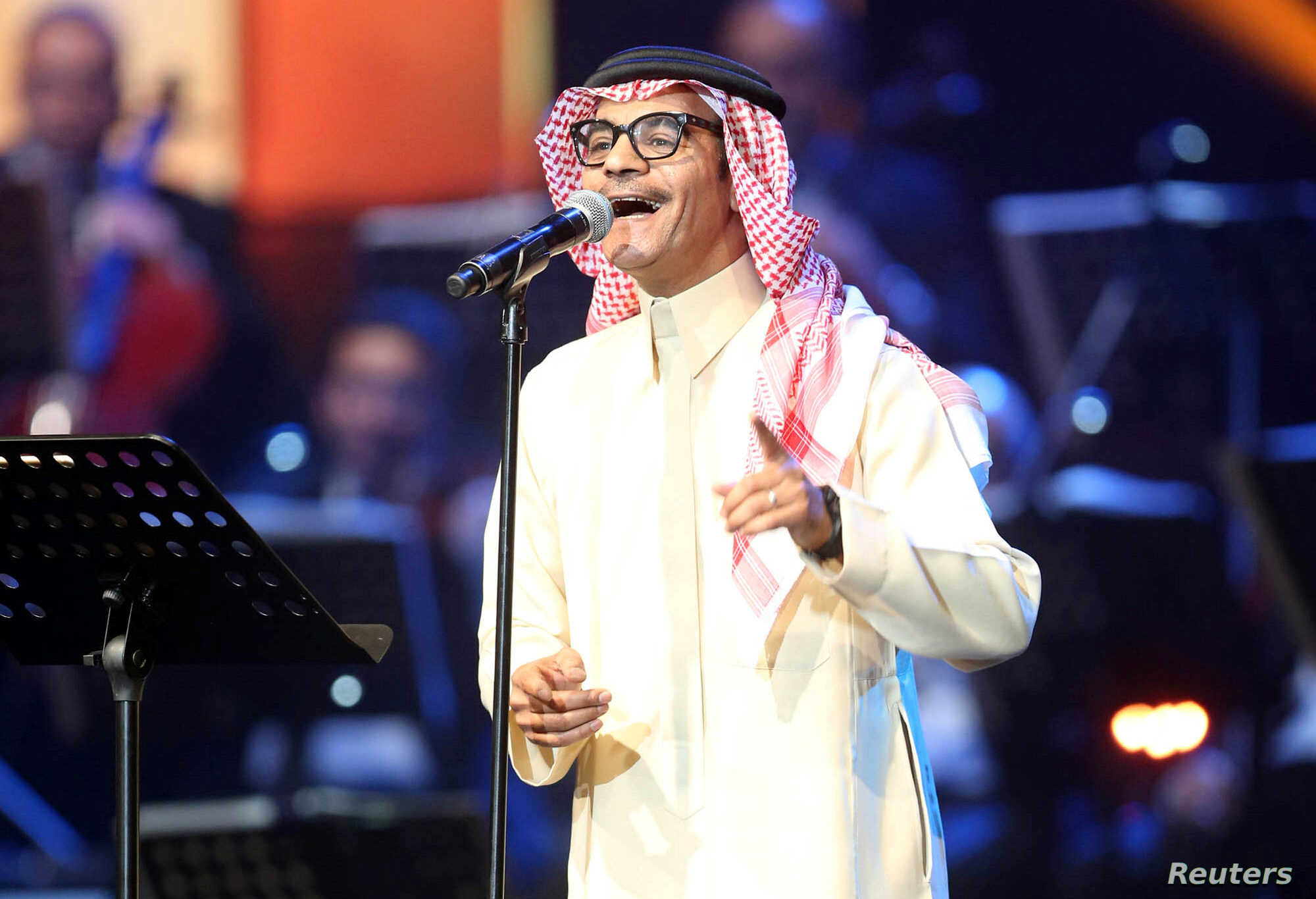 Quietly at First, Music Comes Back to Saudi Arabia   Voice